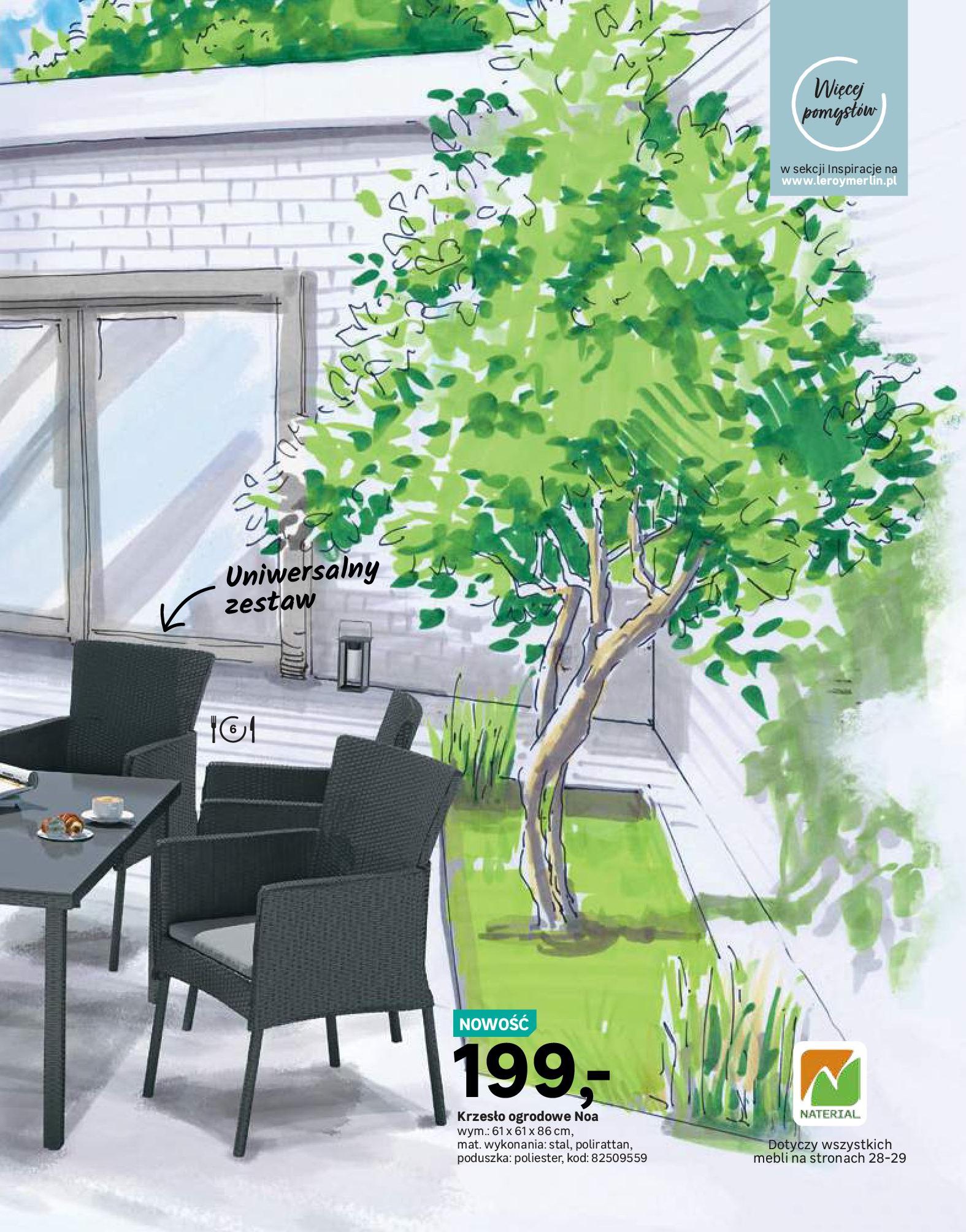 Gazetka Leroy Merlin: Katalog Ogród 2021-03-10 page-29