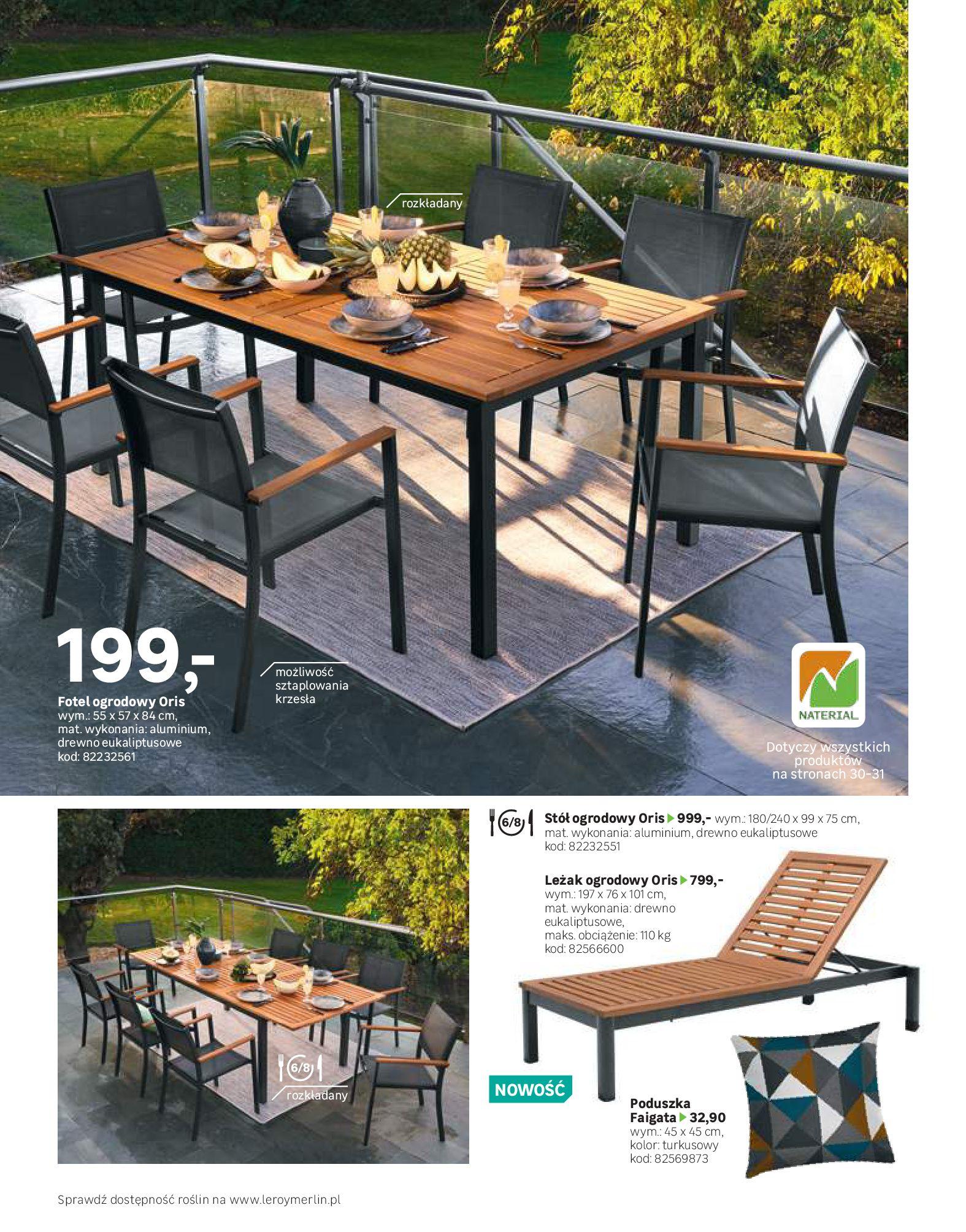 Gazetka Leroy Merlin: Katalog Ogród 2021-03-10 page-30