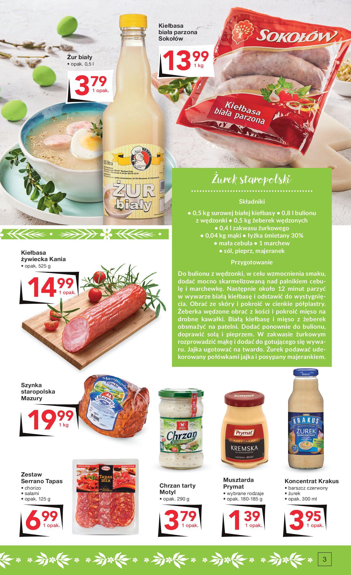 Gazetka Odido - Smakuj ŚWIĘTA!-11.04.2019-25.04.2019-page-