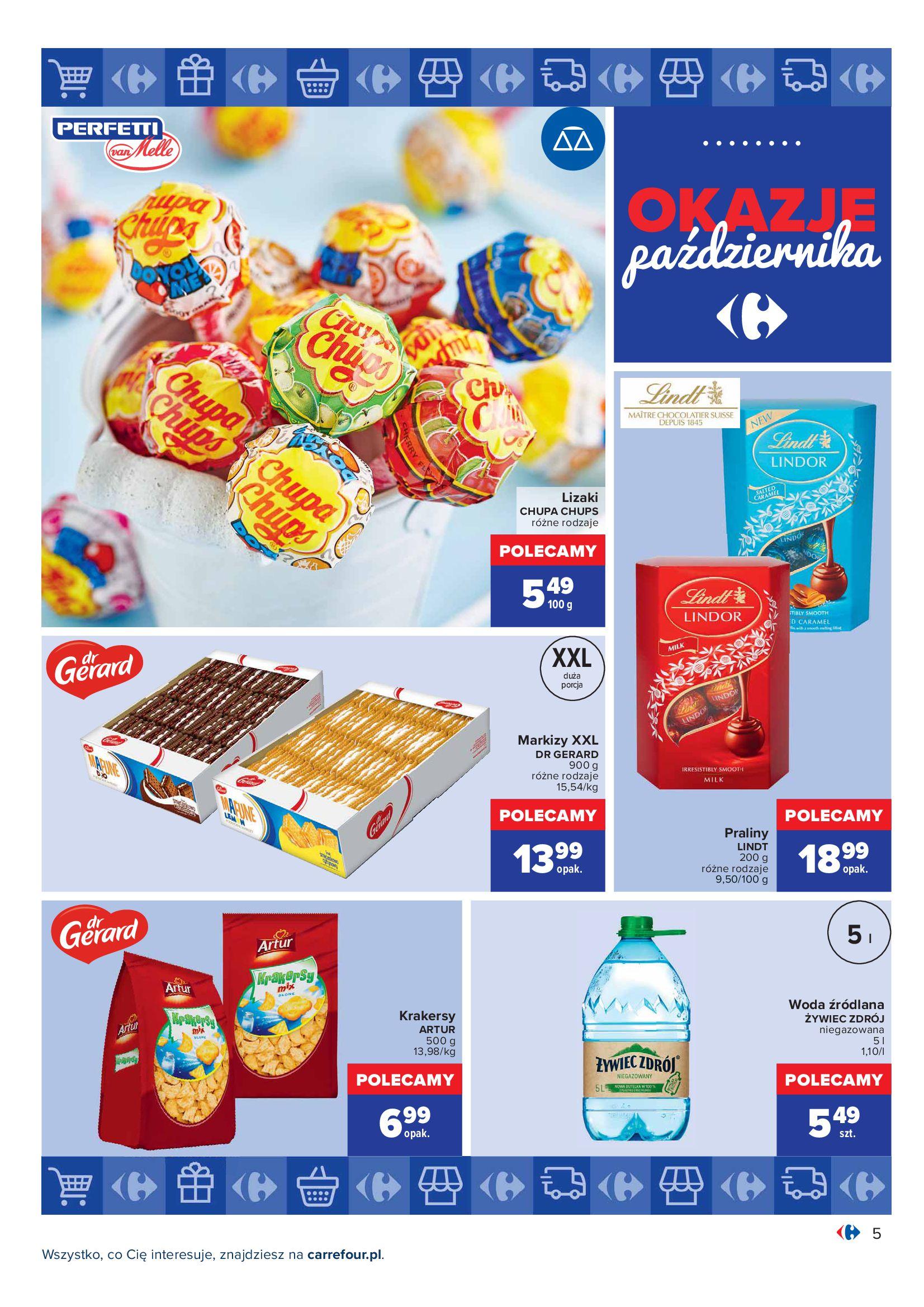 Gazetka Carrefour: Gazetka Carrefour - Okazje Października 2021-10-01 page-5