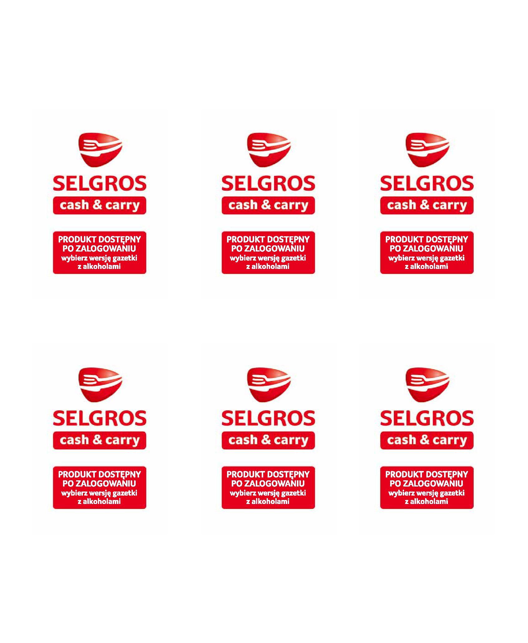 Gazetka Selgros - Oferta spożywcza-13.08.2019-28.08.2019-page-