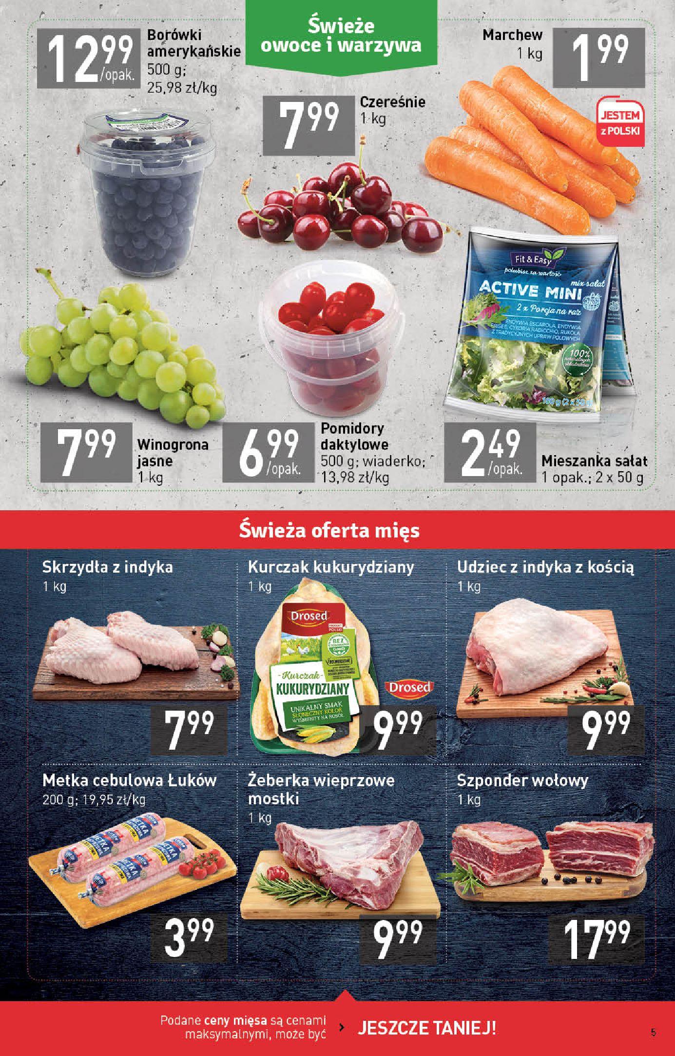 Gazetka Stokrotka Supermarket: Stokrotka Supermarket_IMPORTED_20210720130049 2021-07-22 page-5