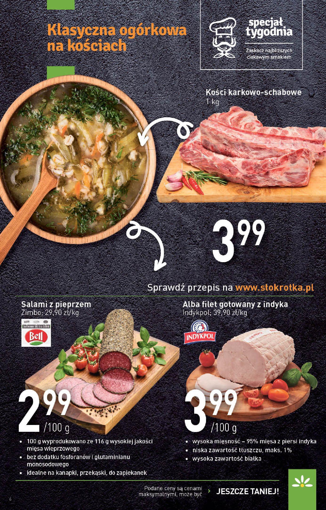 Gazetka Stokrotka Supermarket: Stokrotka Supermarket_IMPORTED_20210720130049 2021-07-22 page-6