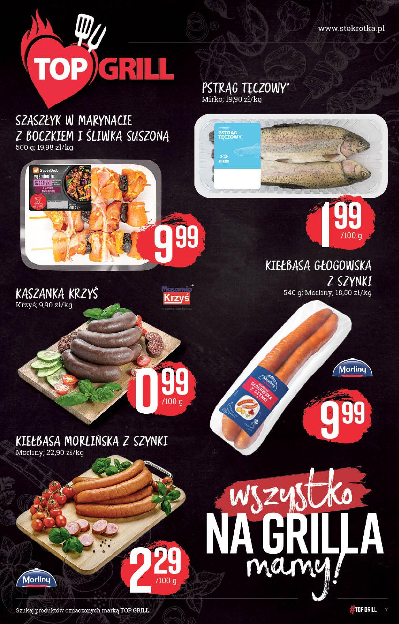 Gazetka Stokrotka Supermarket: Stokrotka Supermarket_IMPORTED_20210720130049 2021-07-22 page-7
