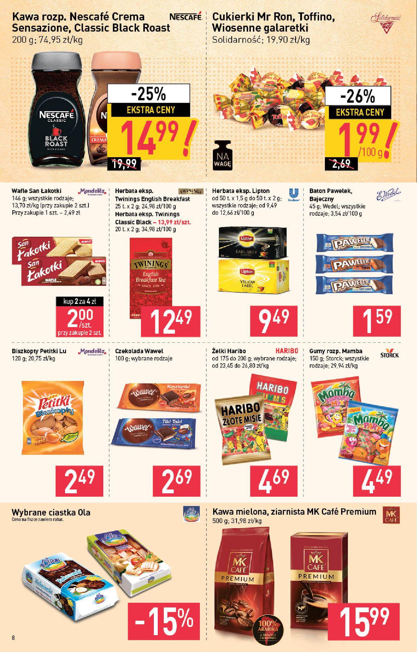 Gazetka Stokrotka Supermarket: Stokrotka Supermarket_IMPORTED_20210720130049 2021-07-22 page-8