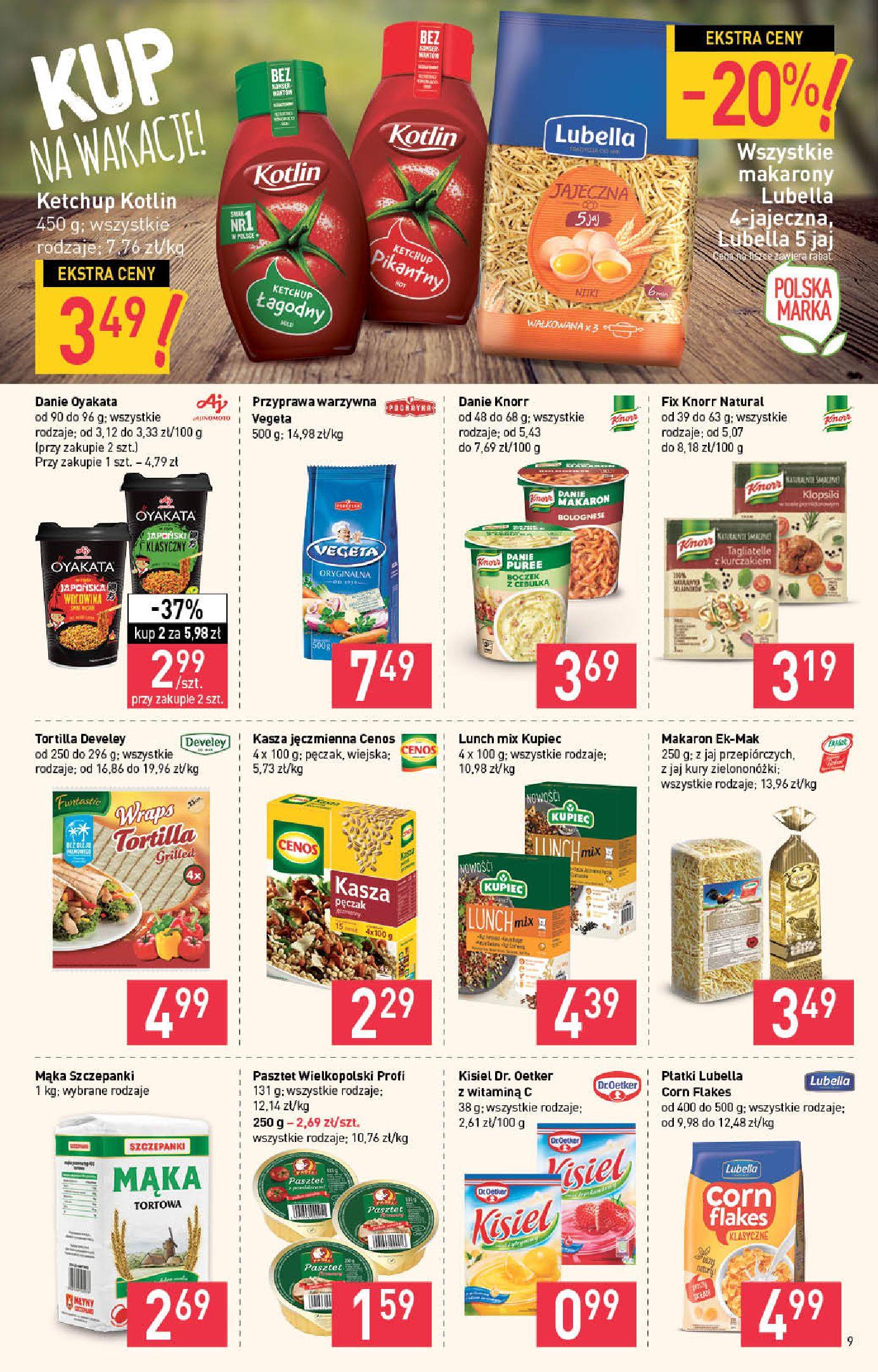 Gazetka Stokrotka Supermarket: Stokrotka Supermarket_IMPORTED_20210720130049 2021-07-22 page-9