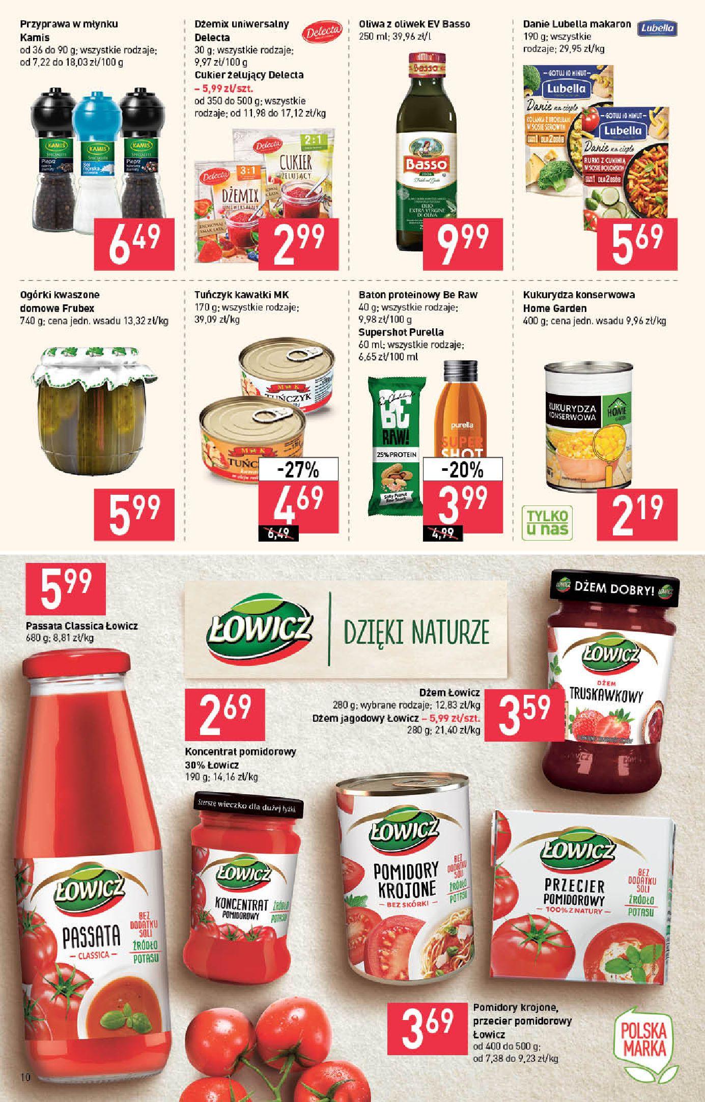 Gazetka Stokrotka Supermarket: Stokrotka Supermarket_IMPORTED_20210720130049 2021-07-22 page-10