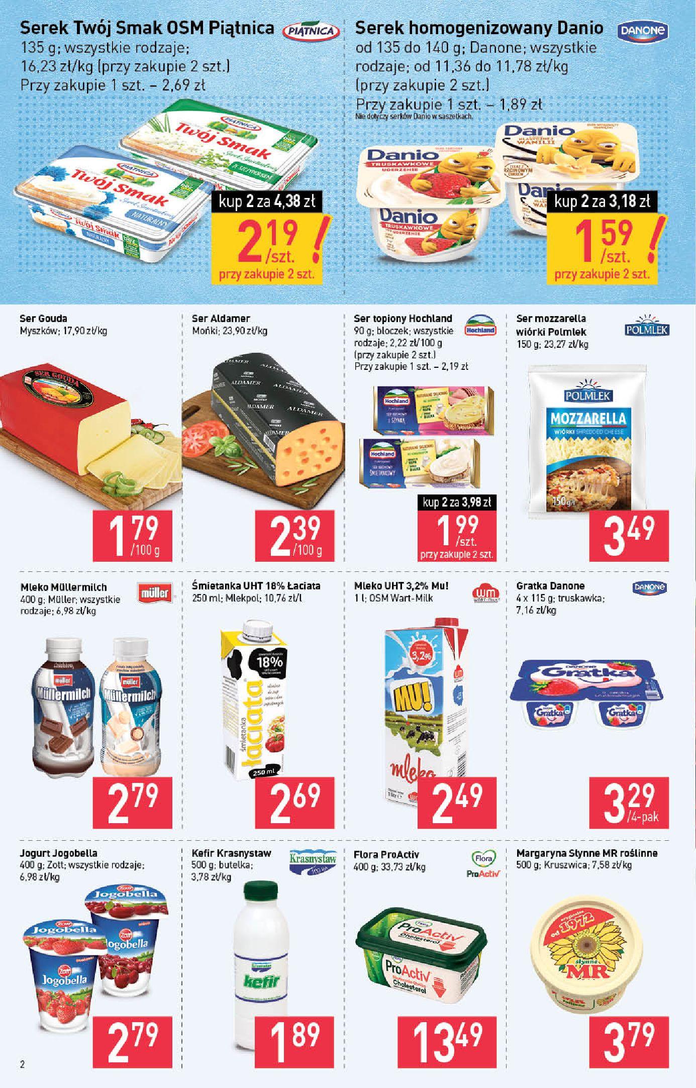 Gazetka Stokrotka Supermarket: Stokrotka Supermarket_IMPORTED_20210720130049 2021-07-22 page-2