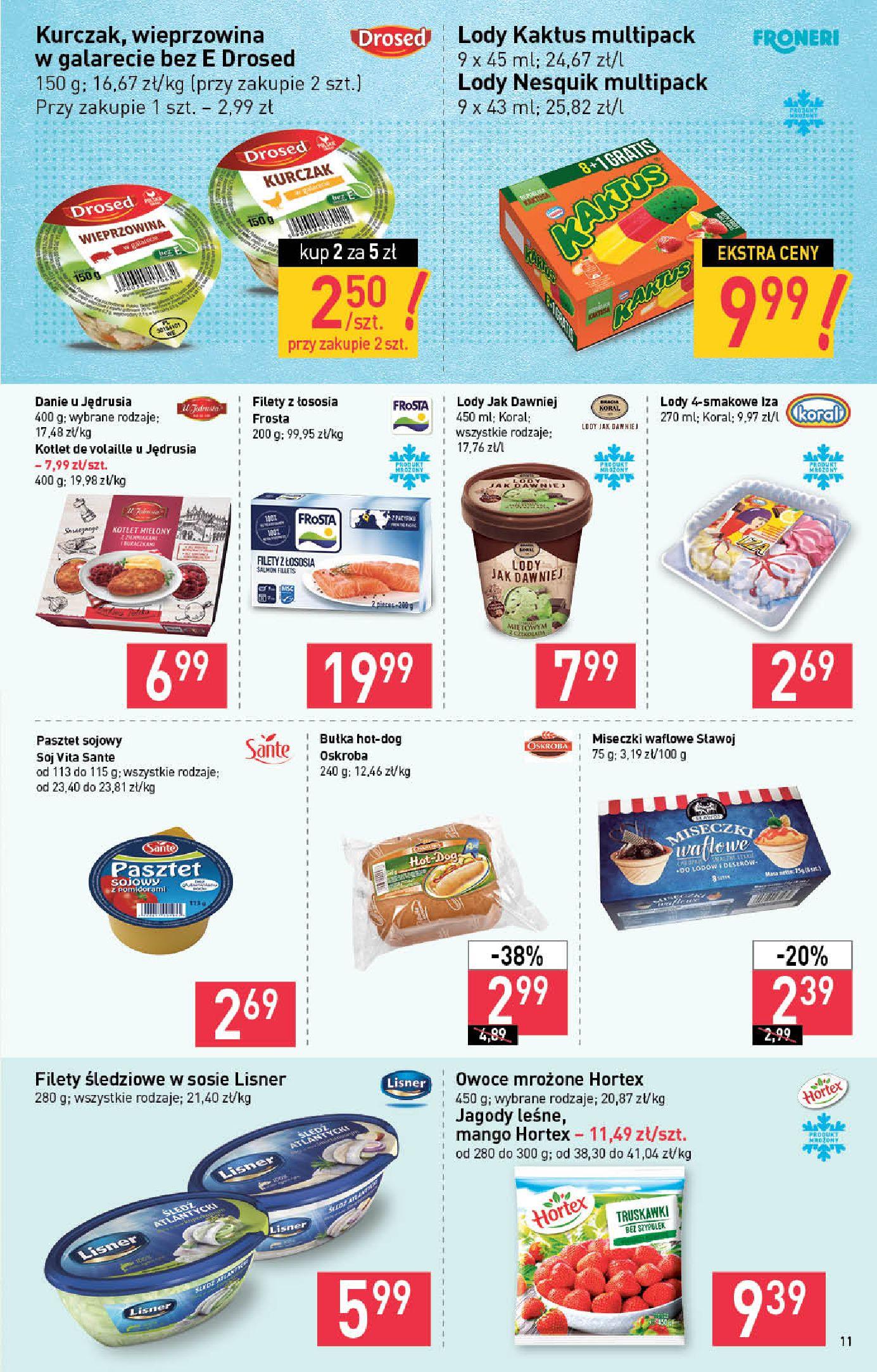 Gazetka Stokrotka Supermarket: Stokrotka Supermarket_IMPORTED_20210720130049 2021-07-22 page-11