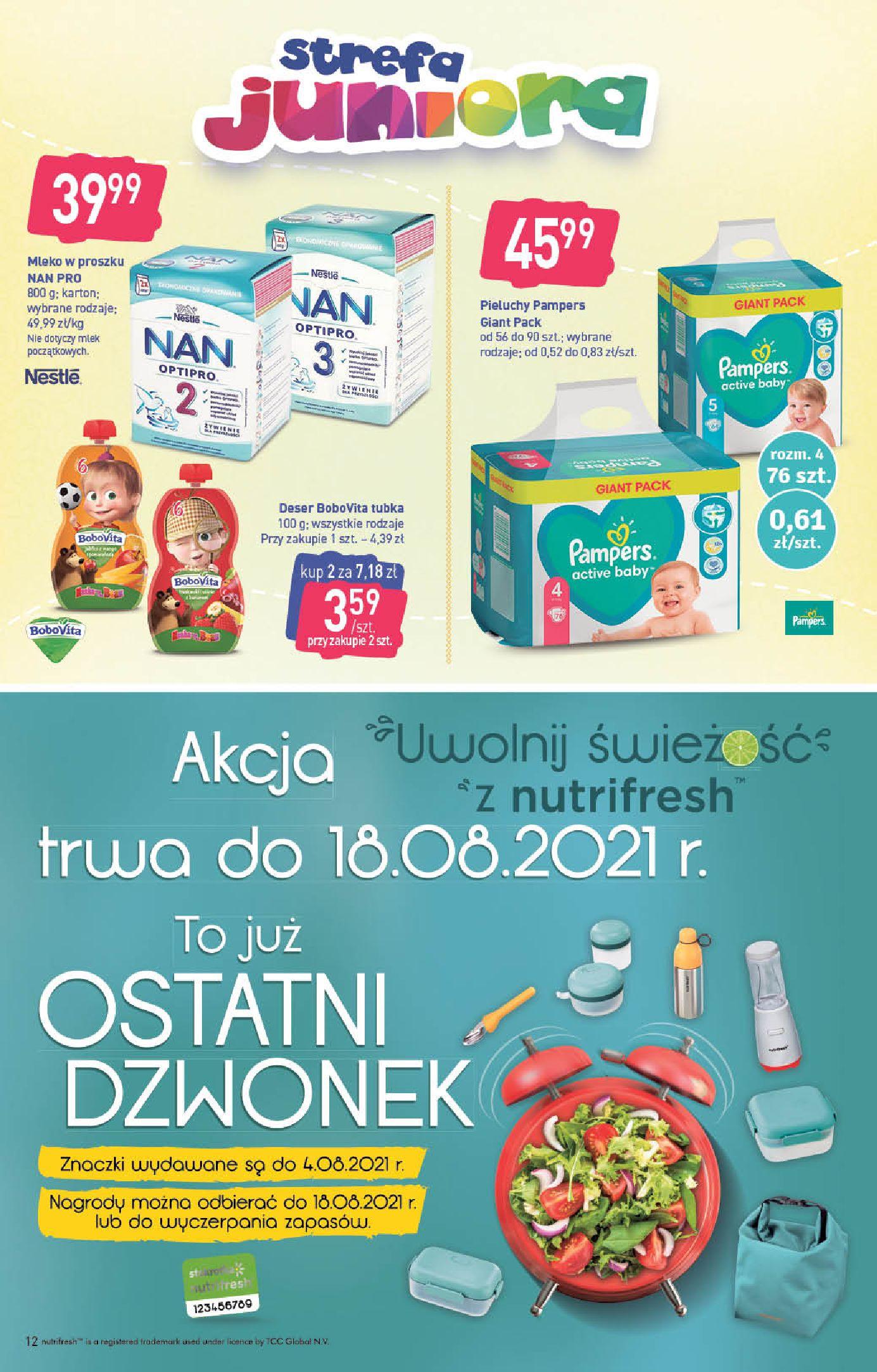 Gazetka Stokrotka Supermarket: Stokrotka Supermarket_IMPORTED_20210720130049 2021-07-22 page-12
