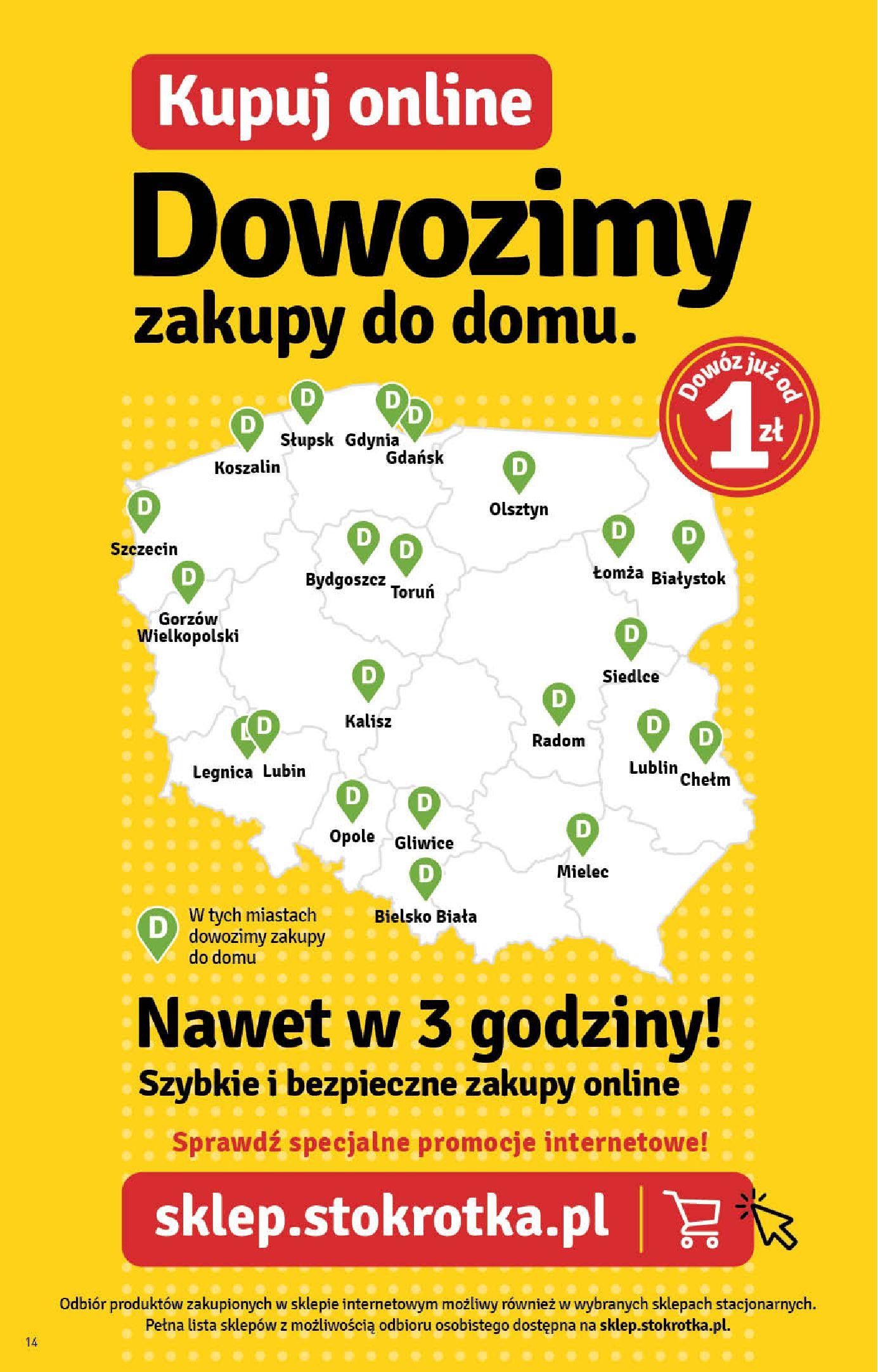 Gazetka Stokrotka Supermarket: Stokrotka Supermarket_IMPORTED_20210720130049 2021-07-22 page-14