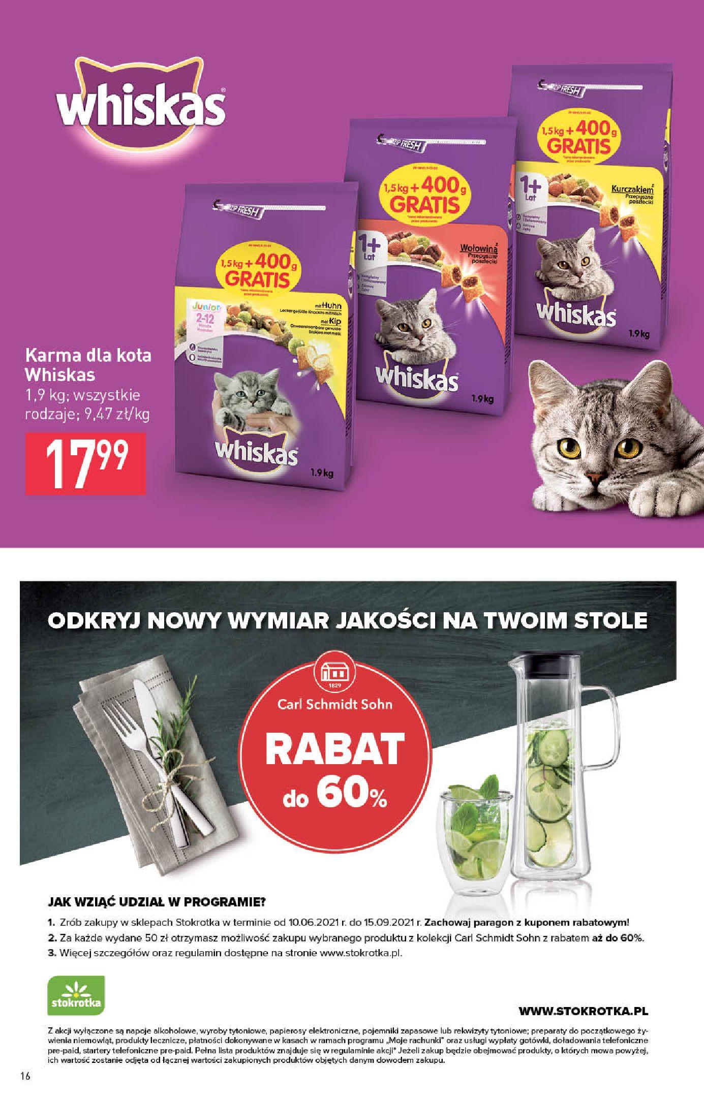 Gazetka Stokrotka Supermarket: Stokrotka Supermarket_IMPORTED_20210720130049 2021-07-22 page-16