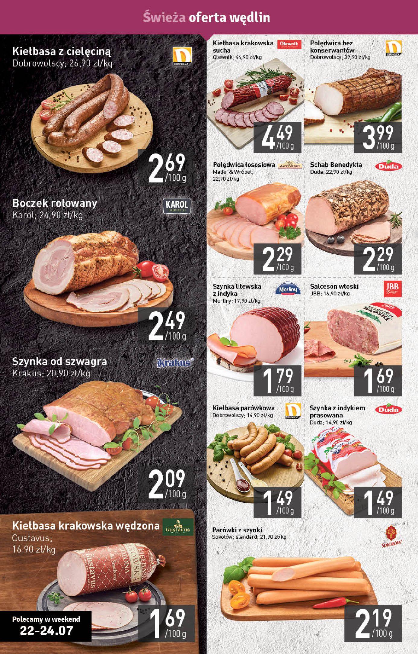 Gazetka Stokrotka Supermarket: Stokrotka Supermarket_IMPORTED_20210720130049 2021-07-22 page-4
