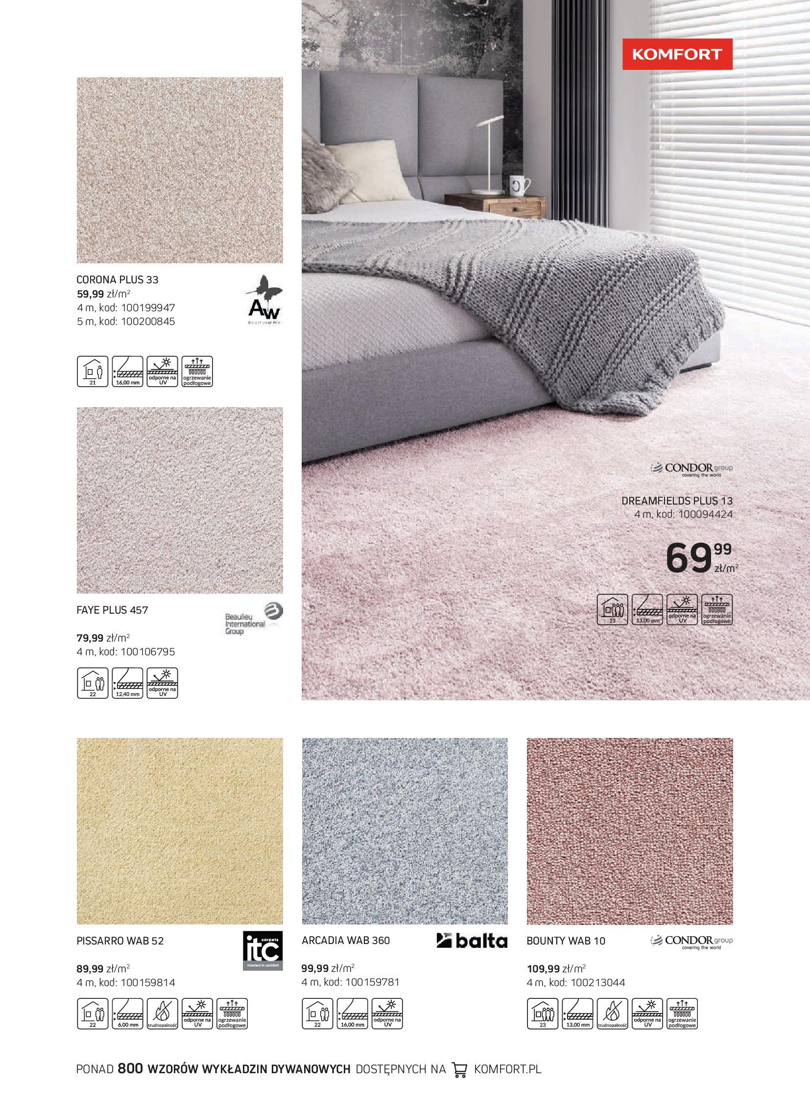 Gazetka Komfort: Gazetka Komfort - Katalog podłogi i drzwi 2021-06-16 page-41