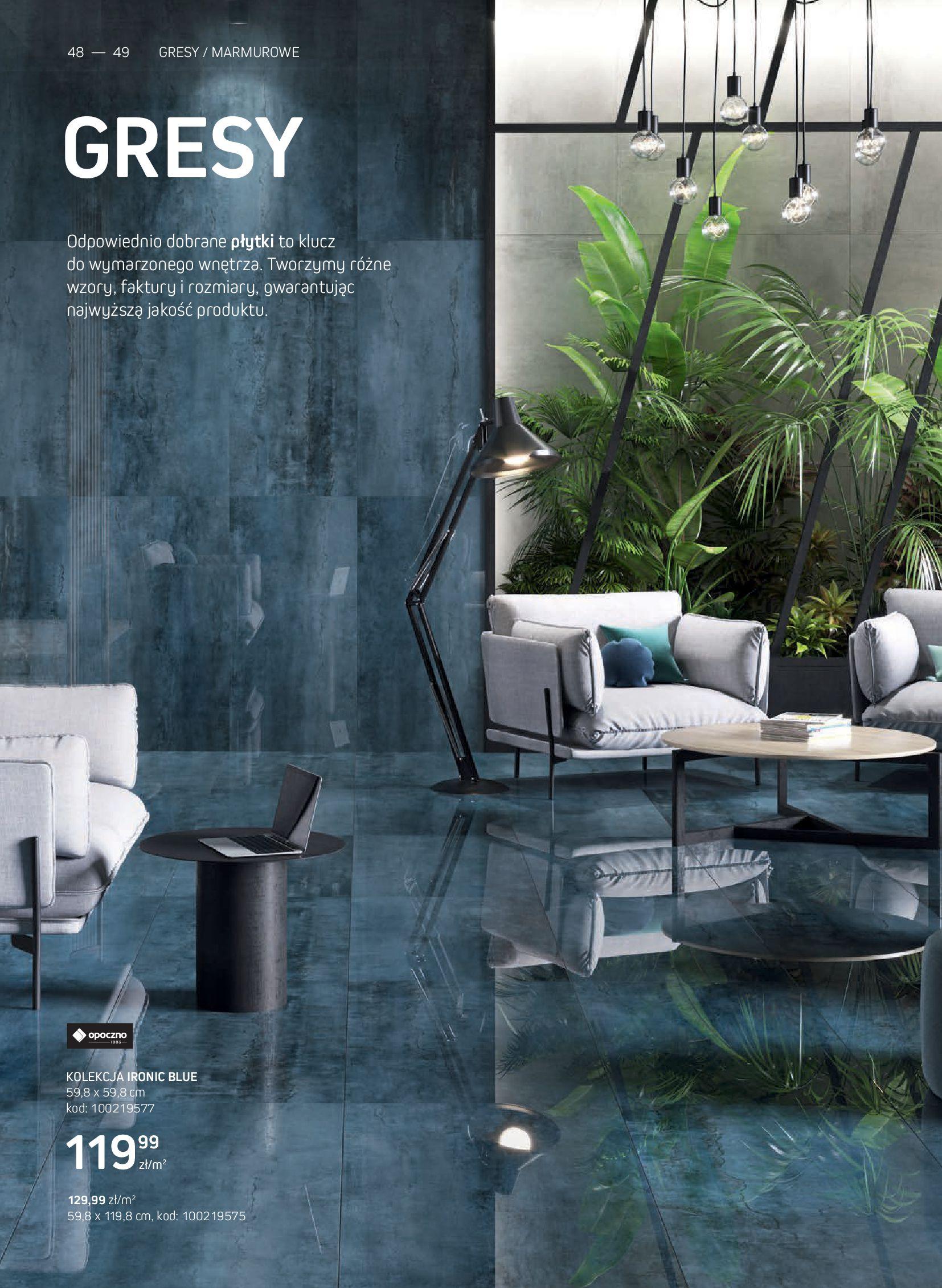 Gazetka Komfort: Gazetka Komfort - Katalog podłogi i drzwi 2021-06-16 page-48