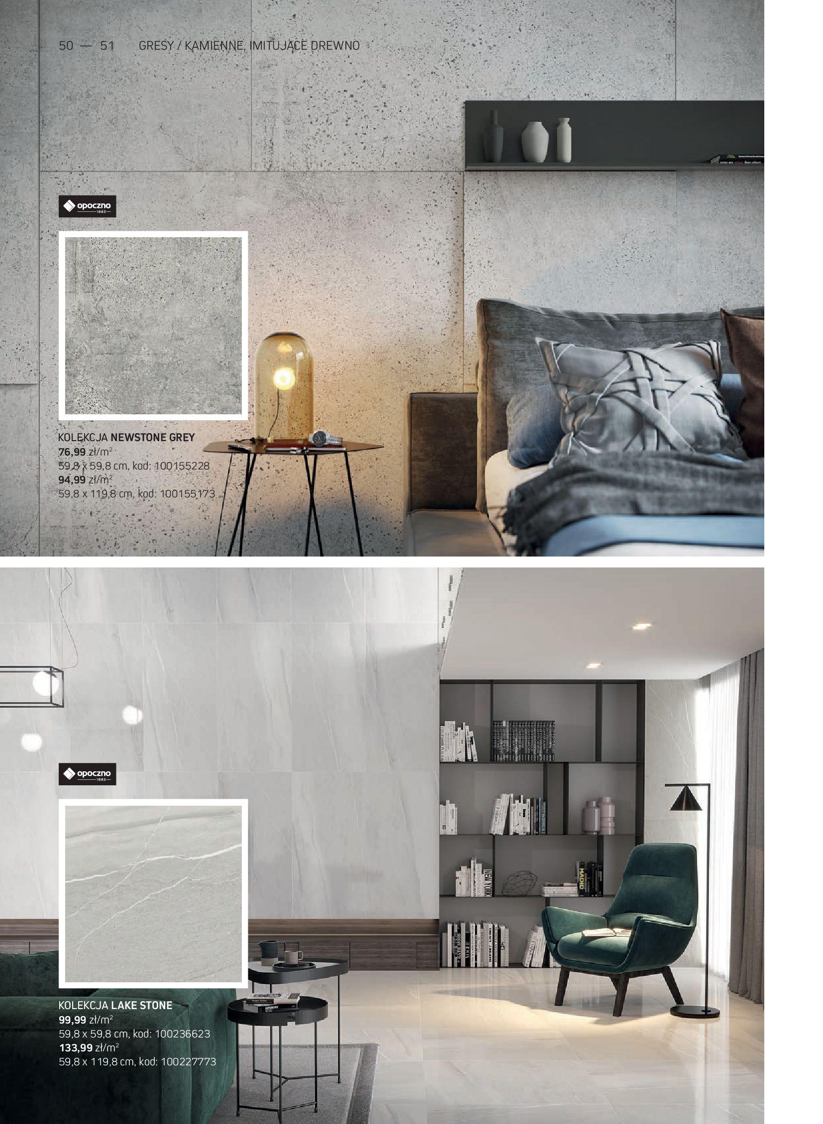 Gazetka Komfort: Gazetka Komfort - Katalog podłogi i drzwi 2021-06-16 page-50