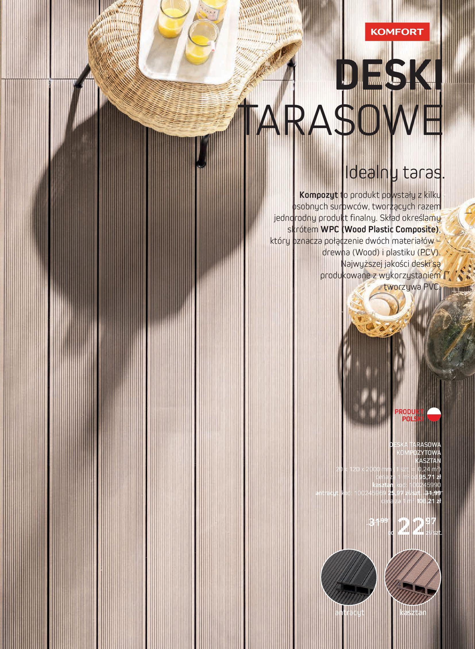 Gazetka Komfort: Gazetka Komfort - Katalog podłogi i drzwi 2021-06-16 page-67