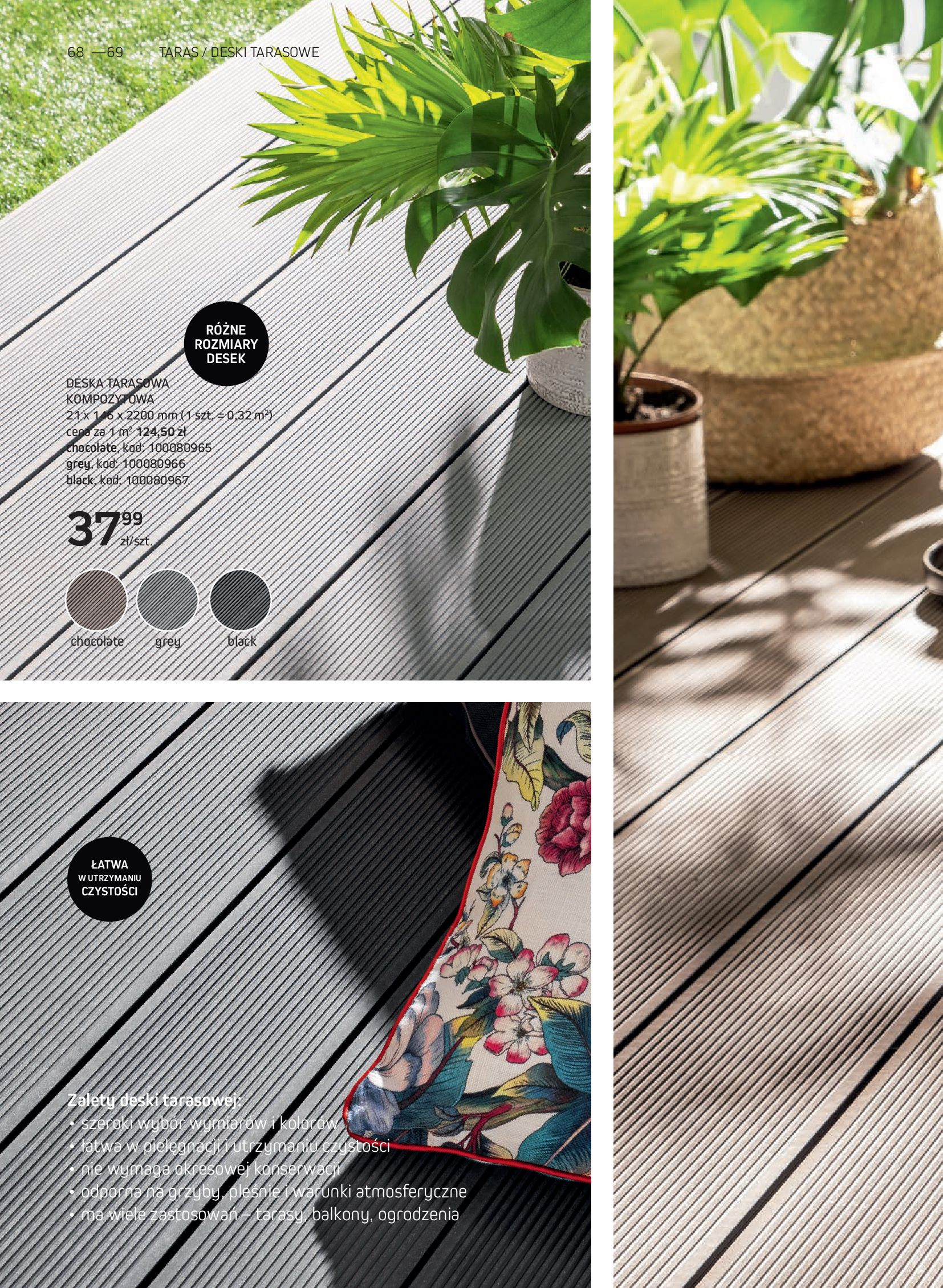 Gazetka Komfort: Gazetka Komfort - Katalog podłogi i drzwi 2021-06-16 page-68