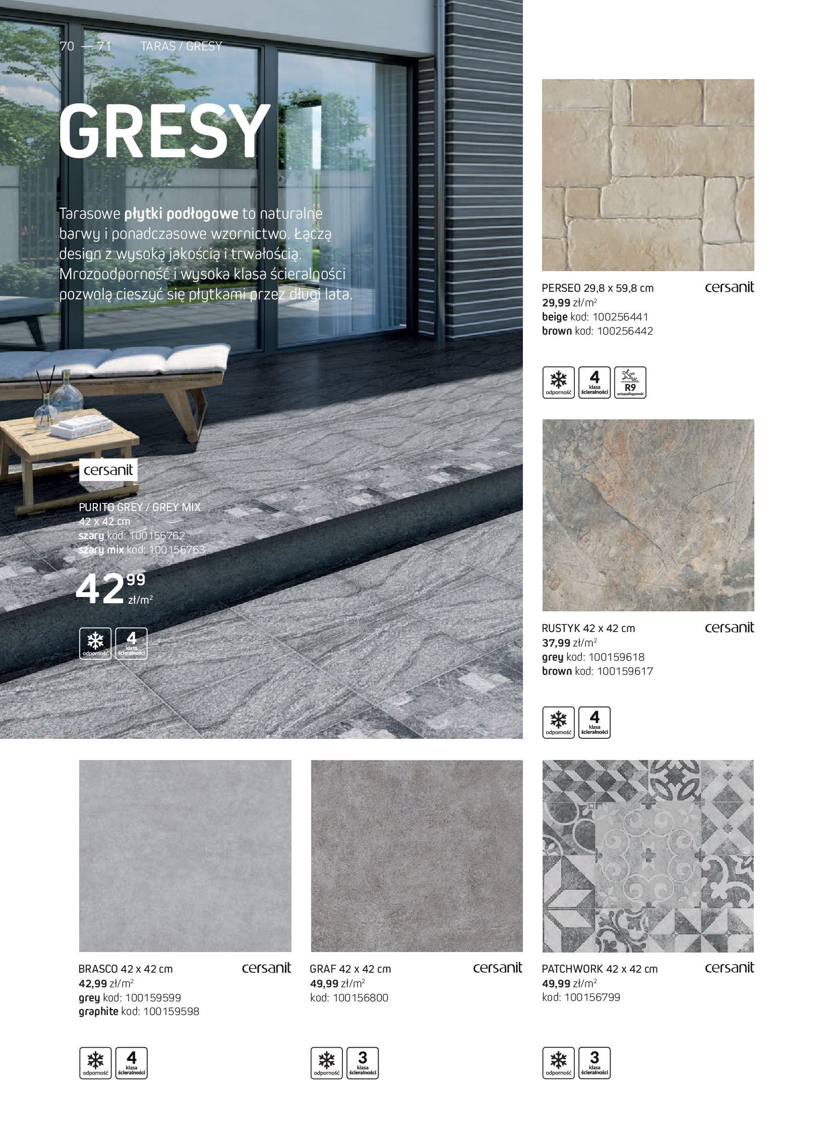 Gazetka Komfort: Gazetka Komfort - Katalog podłogi i drzwi 2021-06-16 page-70