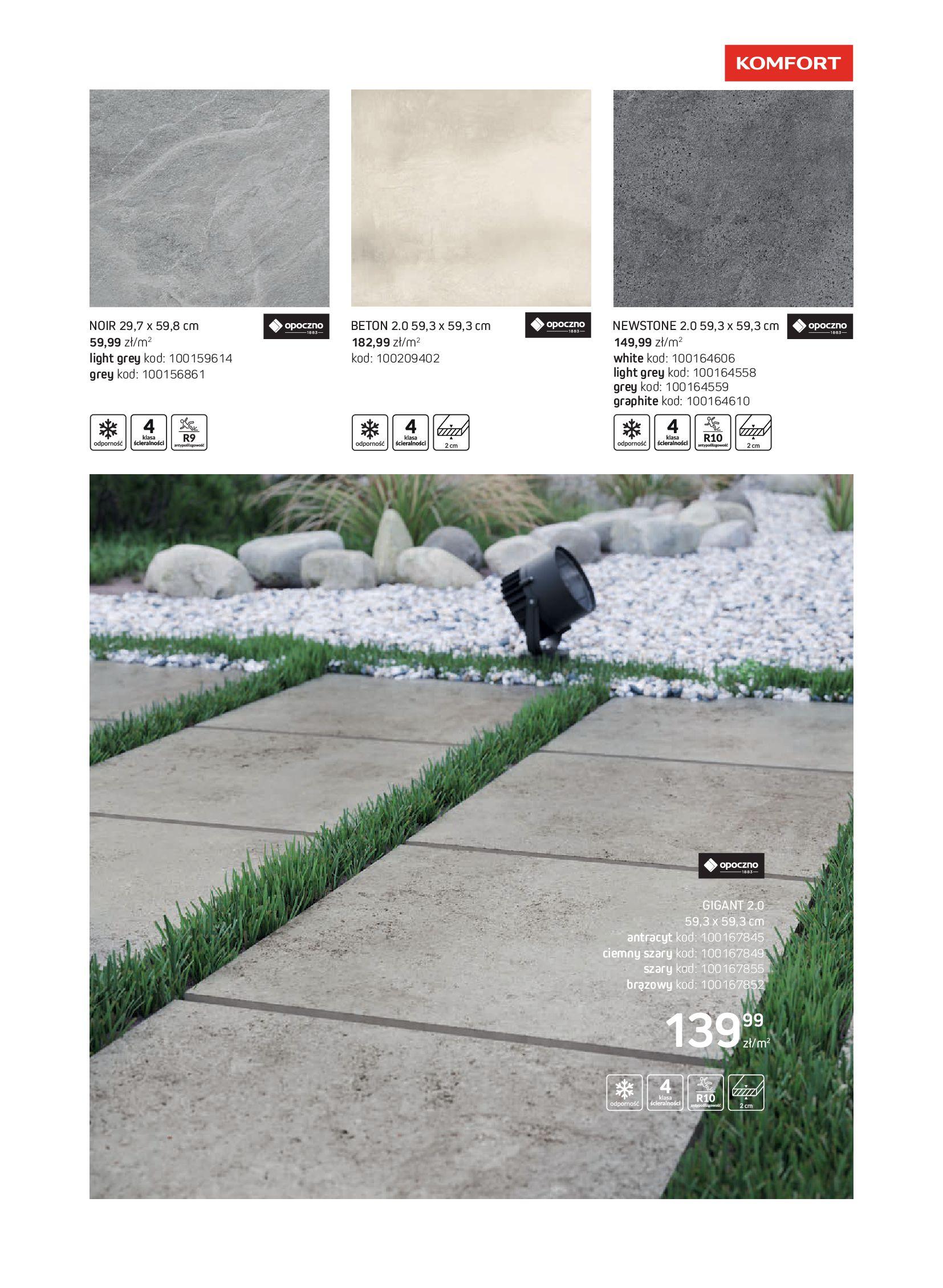 Gazetka Komfort: Gazetka Komfort - Katalog podłogi i drzwi 2021-06-16 page-71