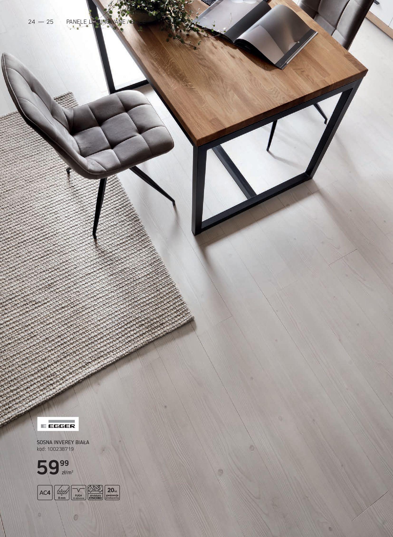Gazetka Komfort: Gazetka Komfort - Katalog podłogi i drzwi 2021-06-16 page-24
