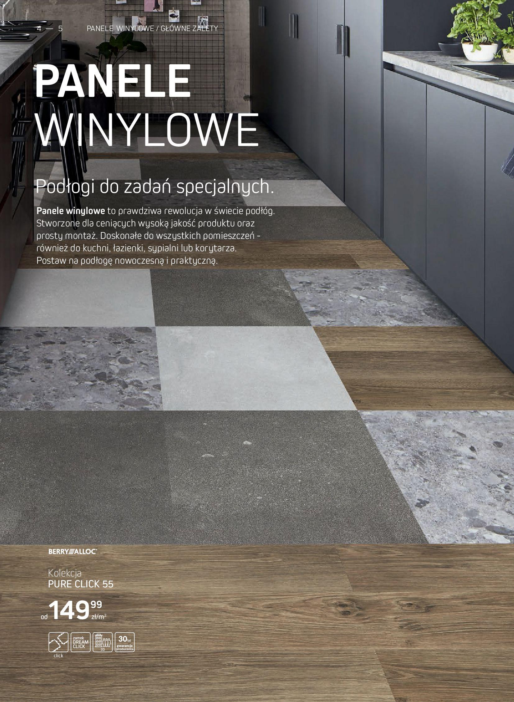 Gazetka Komfort: Gazetka Komfort - Katalog podłogi i drzwi 2021-06-16 page-4
