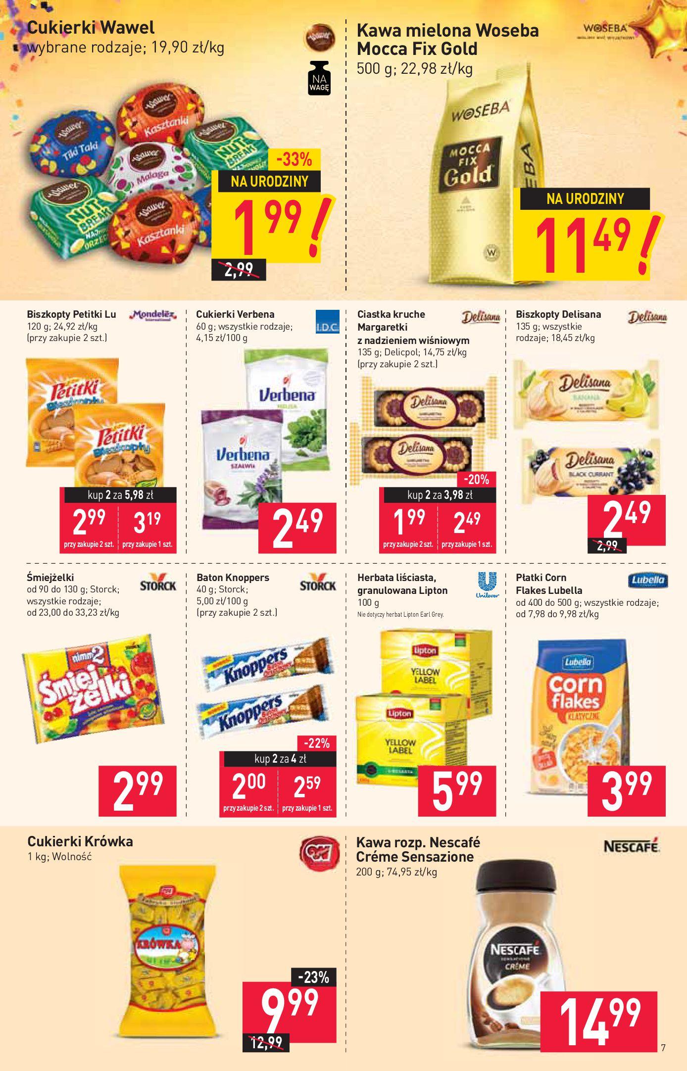 Gazetka Stokrotka Supermarket - W tym tygodniu-11.09.2019-18.09.2019-page-7