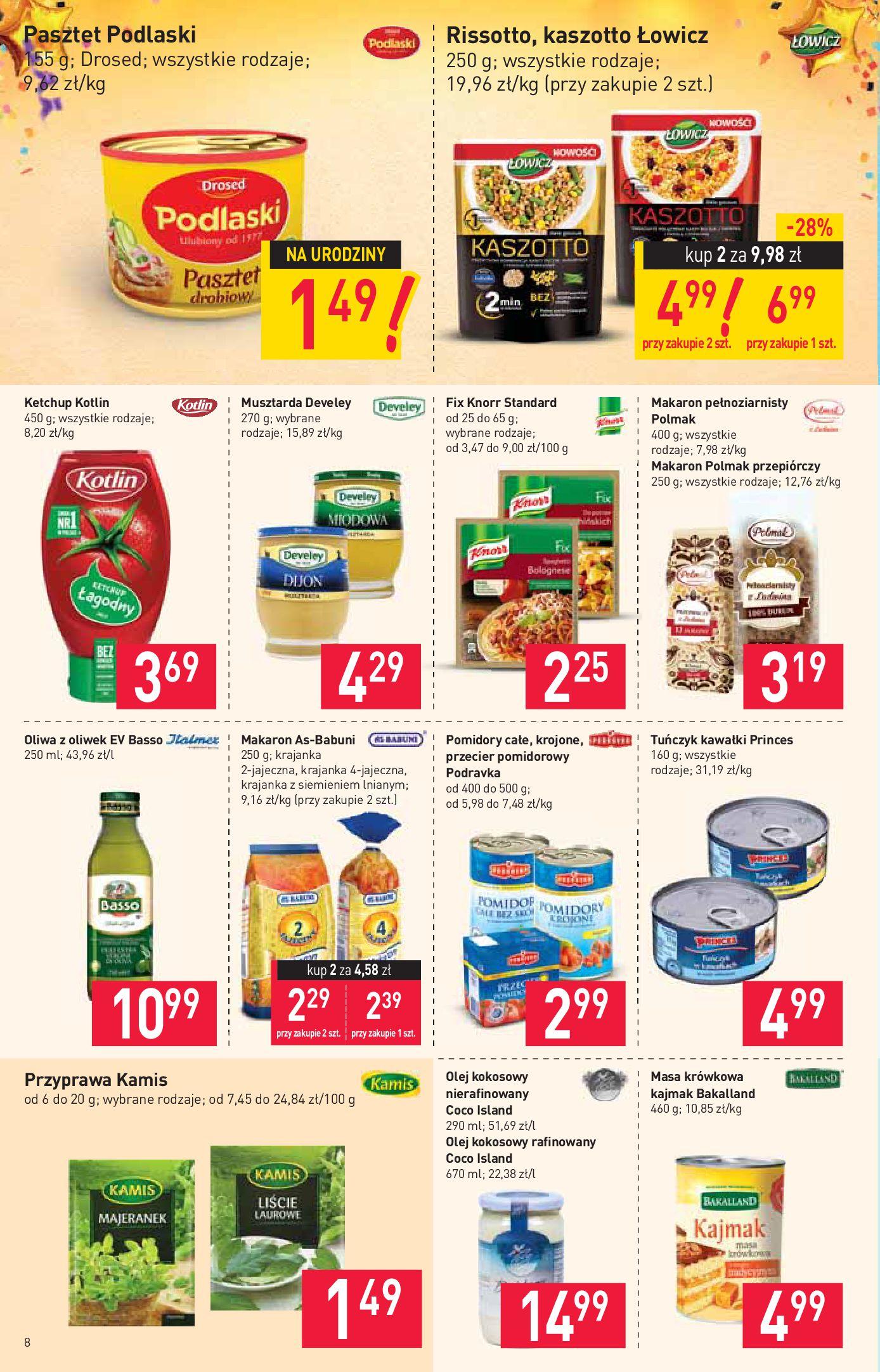Gazetka Stokrotka Supermarket - W tym tygodniu-11.09.2019-18.09.2019-page-8