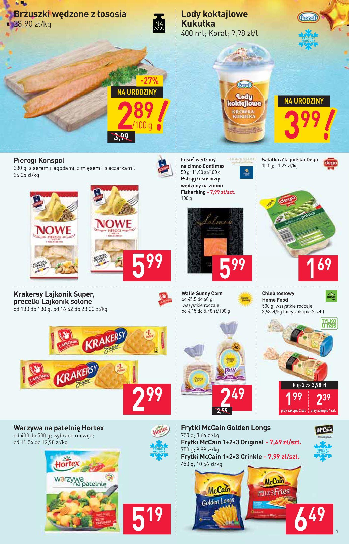 Gazetka Stokrotka Supermarket - W tym tygodniu-11.09.2019-18.09.2019-page-9