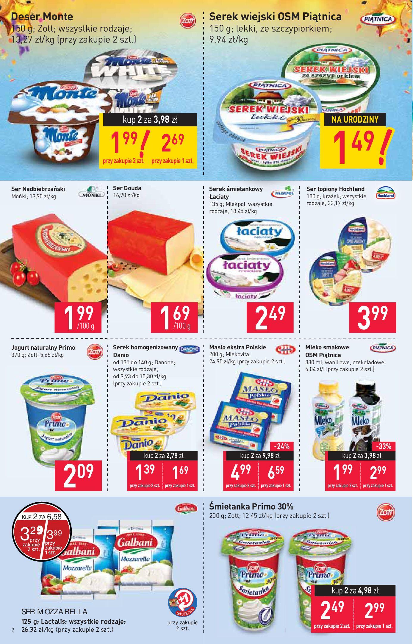 Gazetka Stokrotka Supermarket - W tym tygodniu-11.09.2019-18.09.2019-page-2