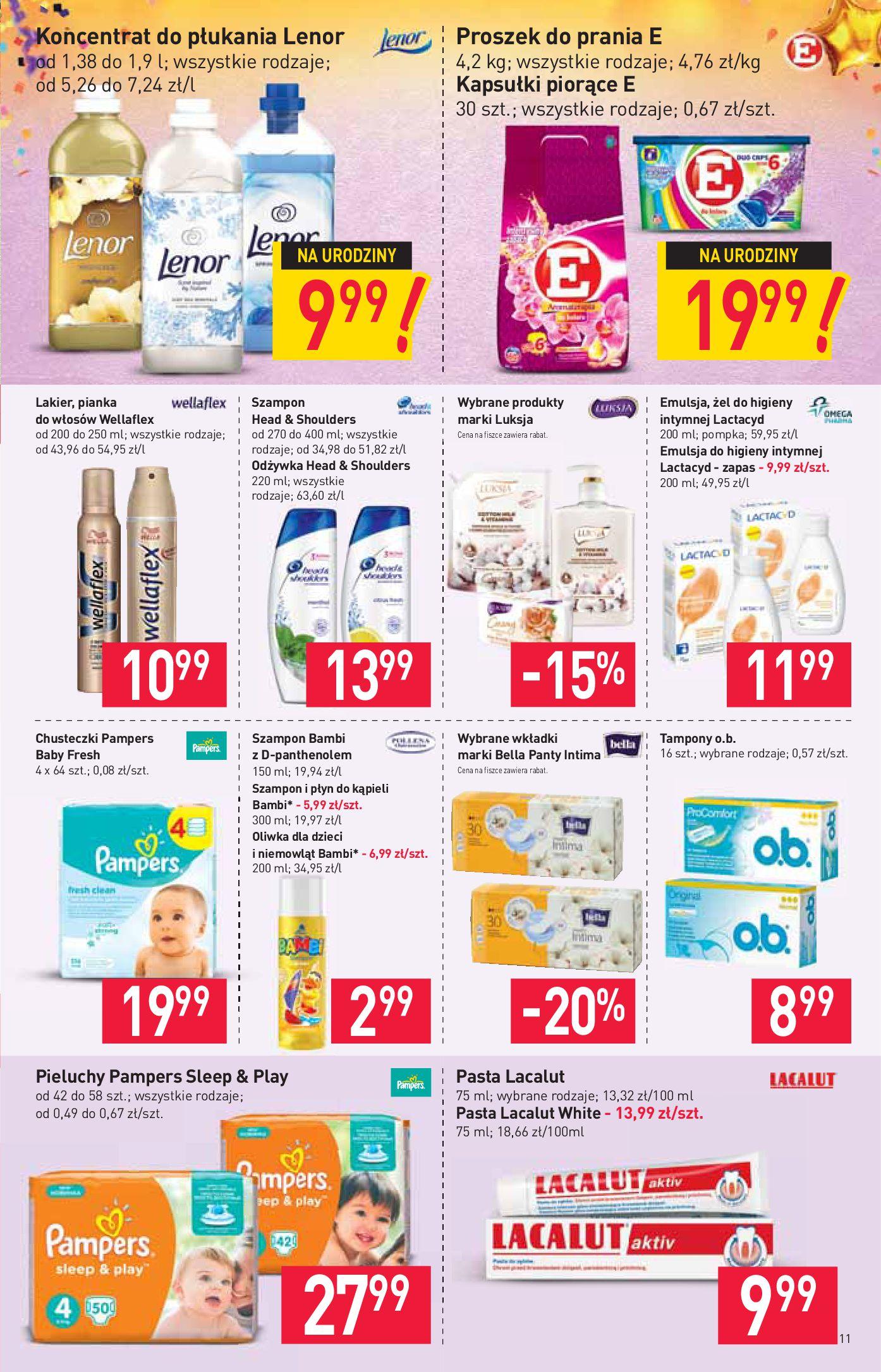 Gazetka Stokrotka Supermarket - W tym tygodniu-11.09.2019-18.09.2019-page-11