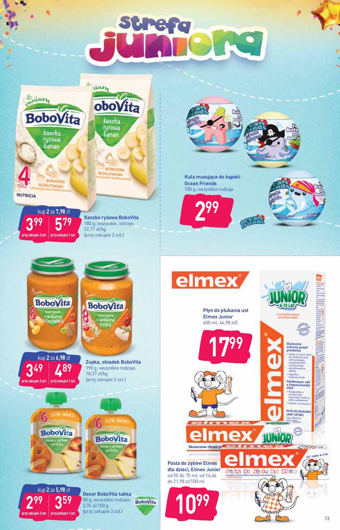 Gazetka Stokrotka Supermarket - W tym tygodniu-11.09.2019-18.09.2019-page-13