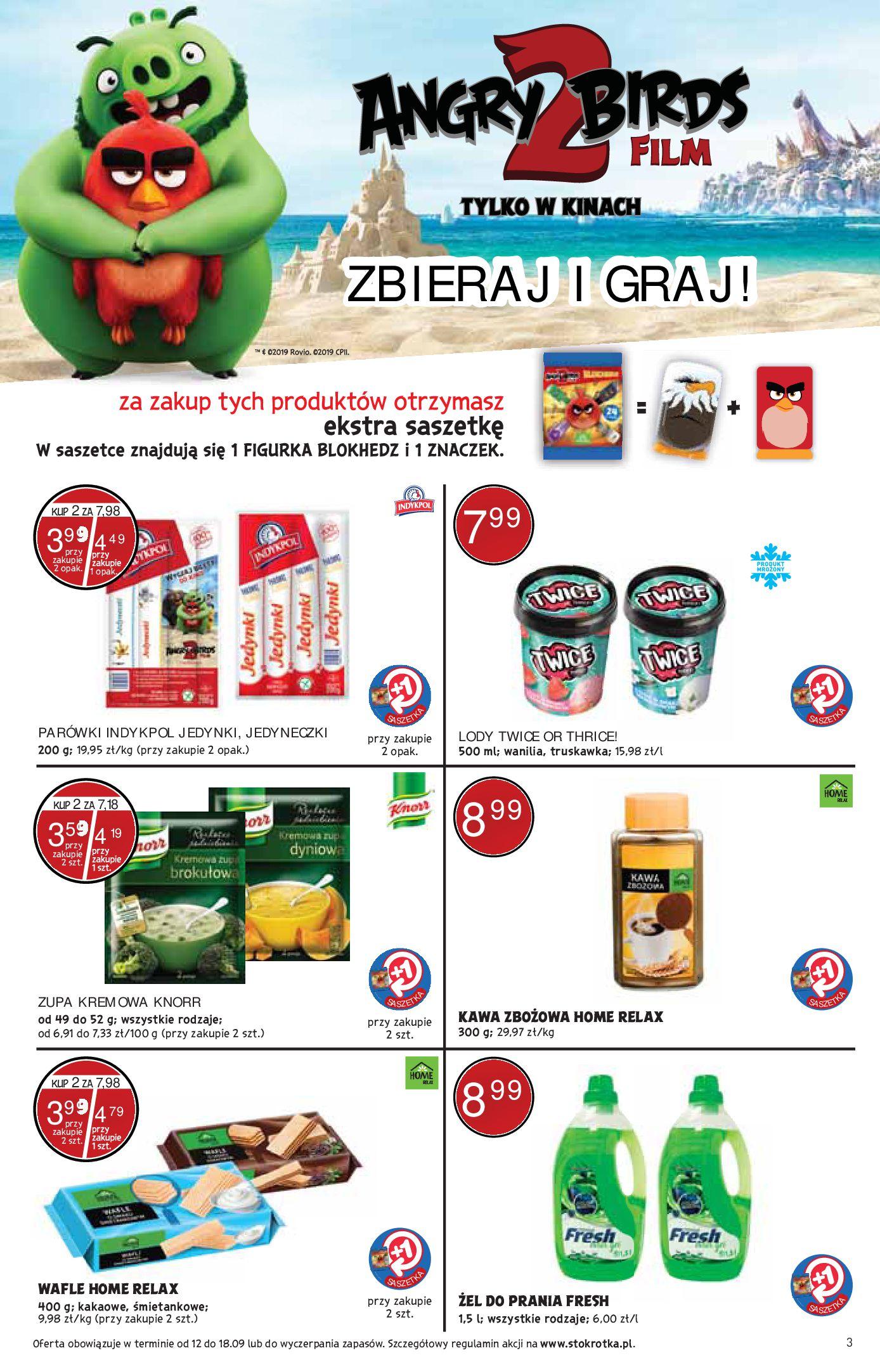 Gazetka Stokrotka Supermarket - W tym tygodniu-11.09.2019-18.09.2019-page-3