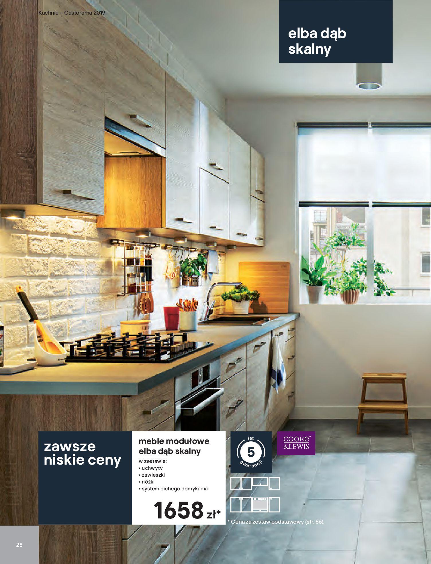 Gazetka Castorama Katalog Kuchnie 2019 Na Goodiepl