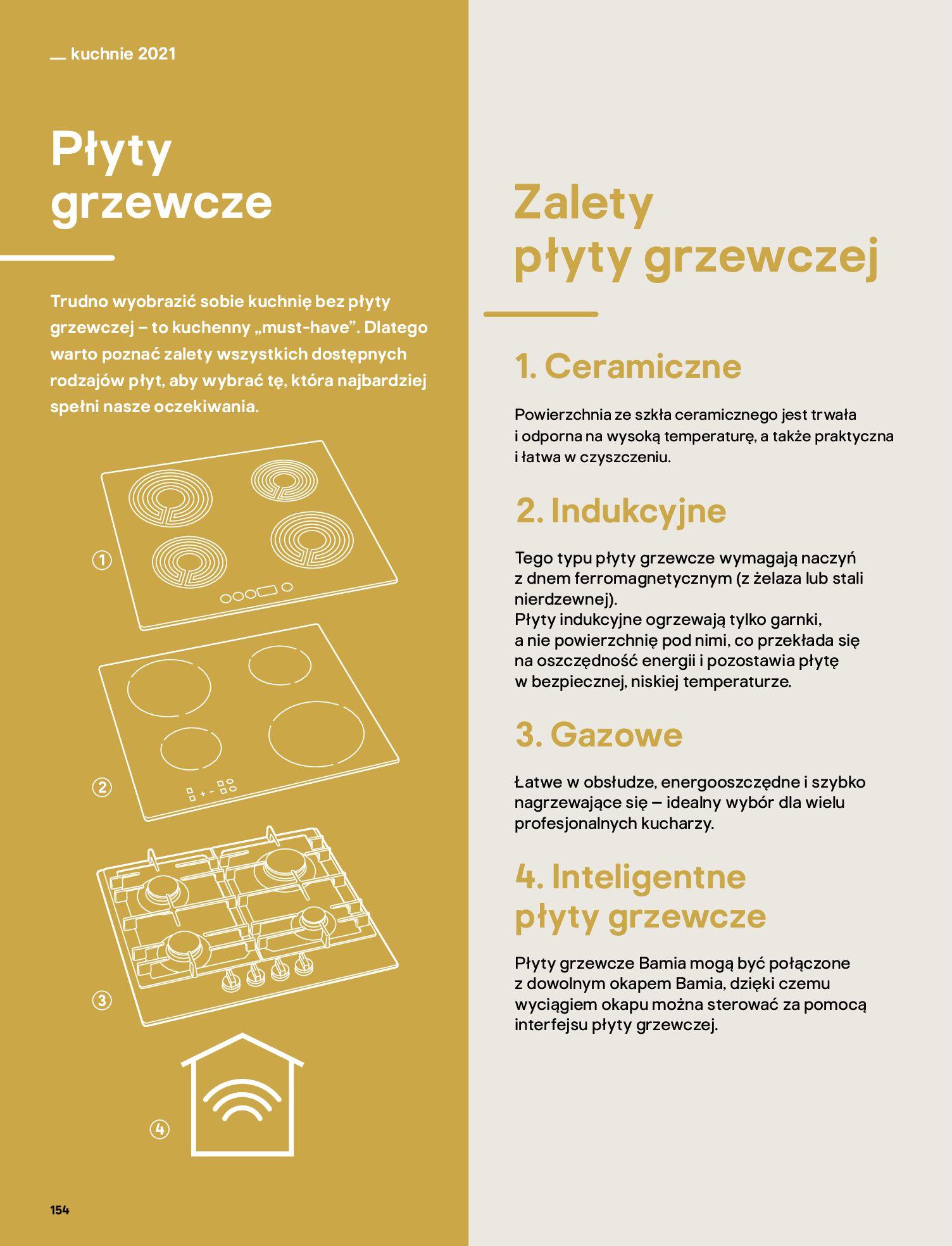 Gazetka Castorama: Katalog kuchnie 2021 2021-05-04 page-154