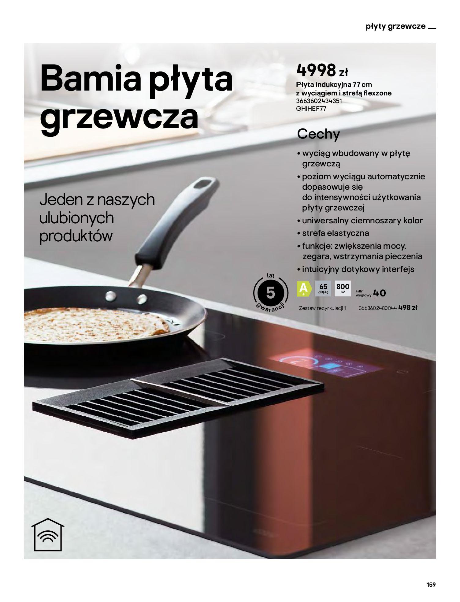 Gazetka Castorama: Katalog kuchnie 2021 2021-05-04 page-159
