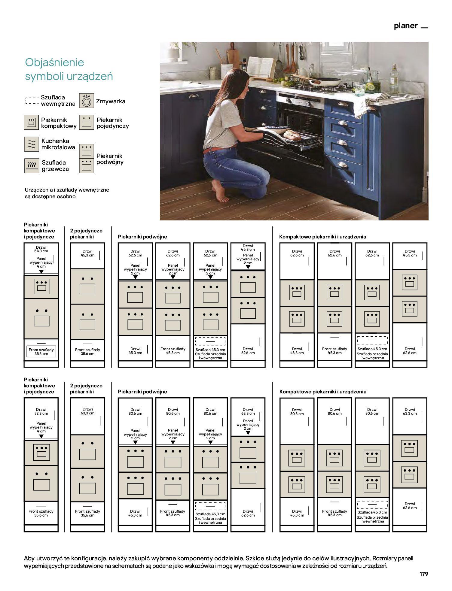 Gazetka Castorama: Katalog kuchnie 2021 2021-05-04 page-179