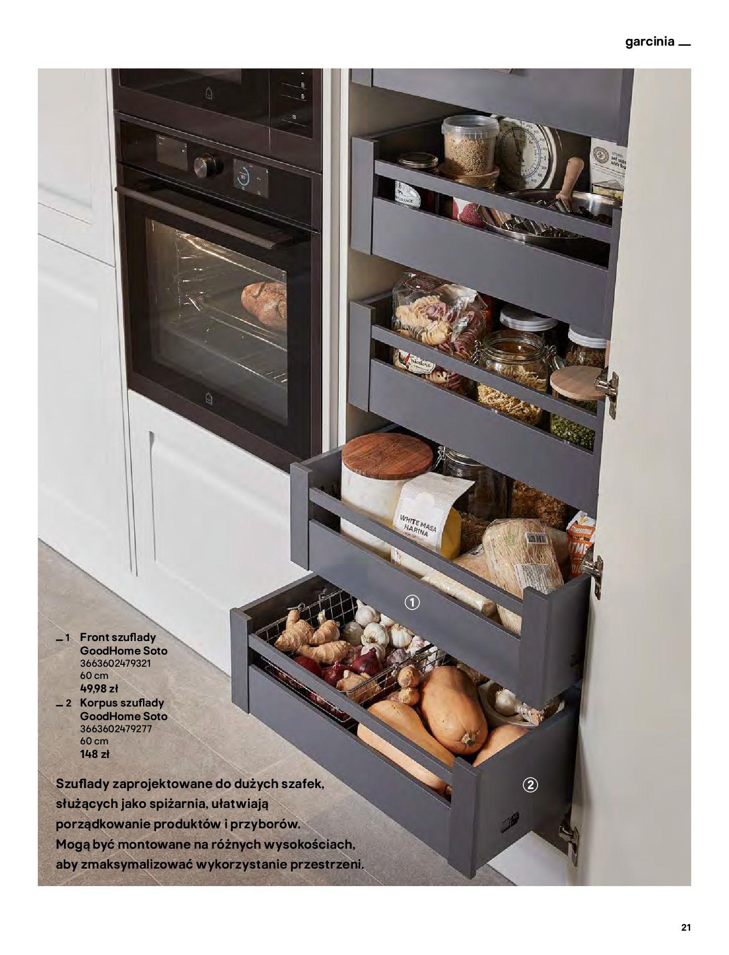 Gazetka Castorama: Katalog kuchnie 2021 2021-05-04 page-21