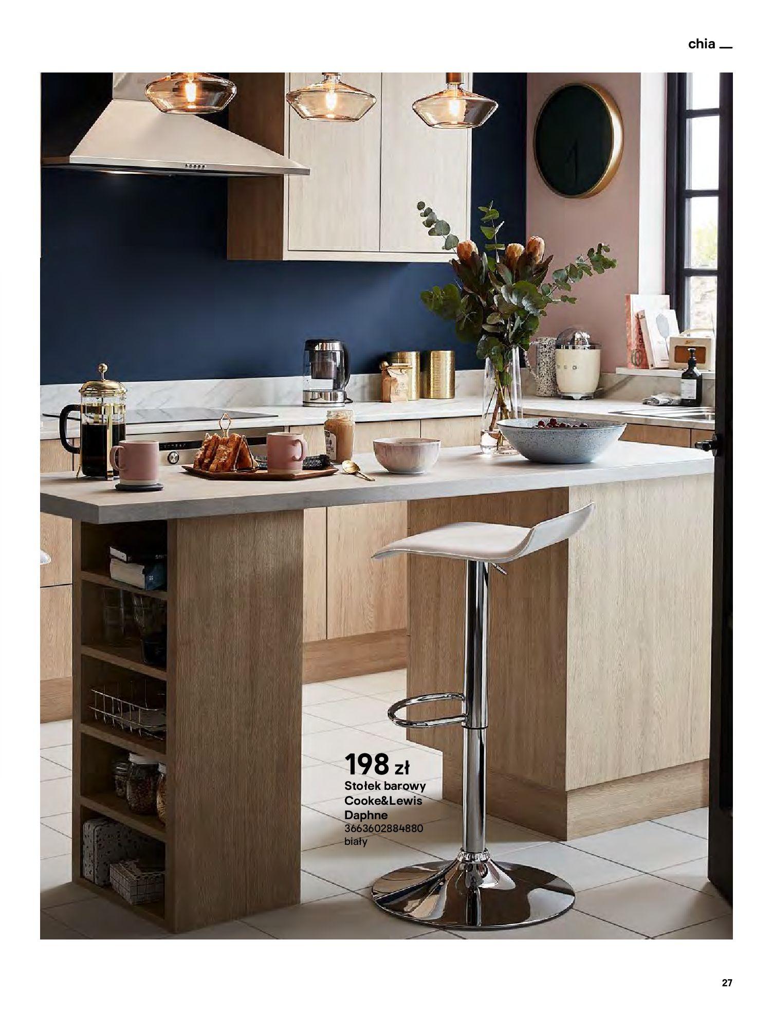 Gazetka Castorama: Katalog kuchnie 2021 2021-05-04 page-27