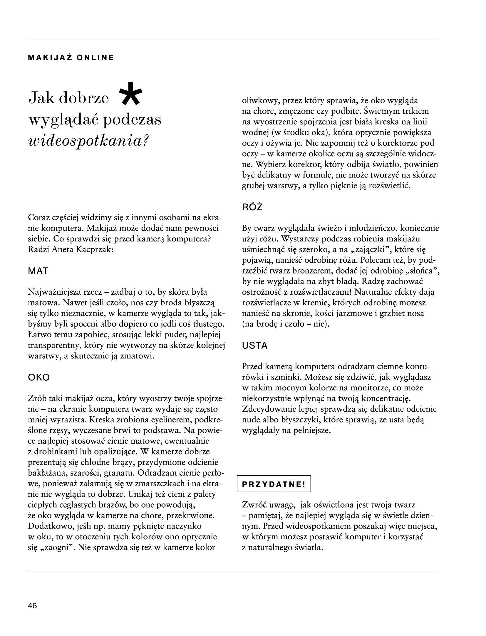 Gazetka Rossmann: Magazyn Rossmann - Skarb 2021-05-18 page-46