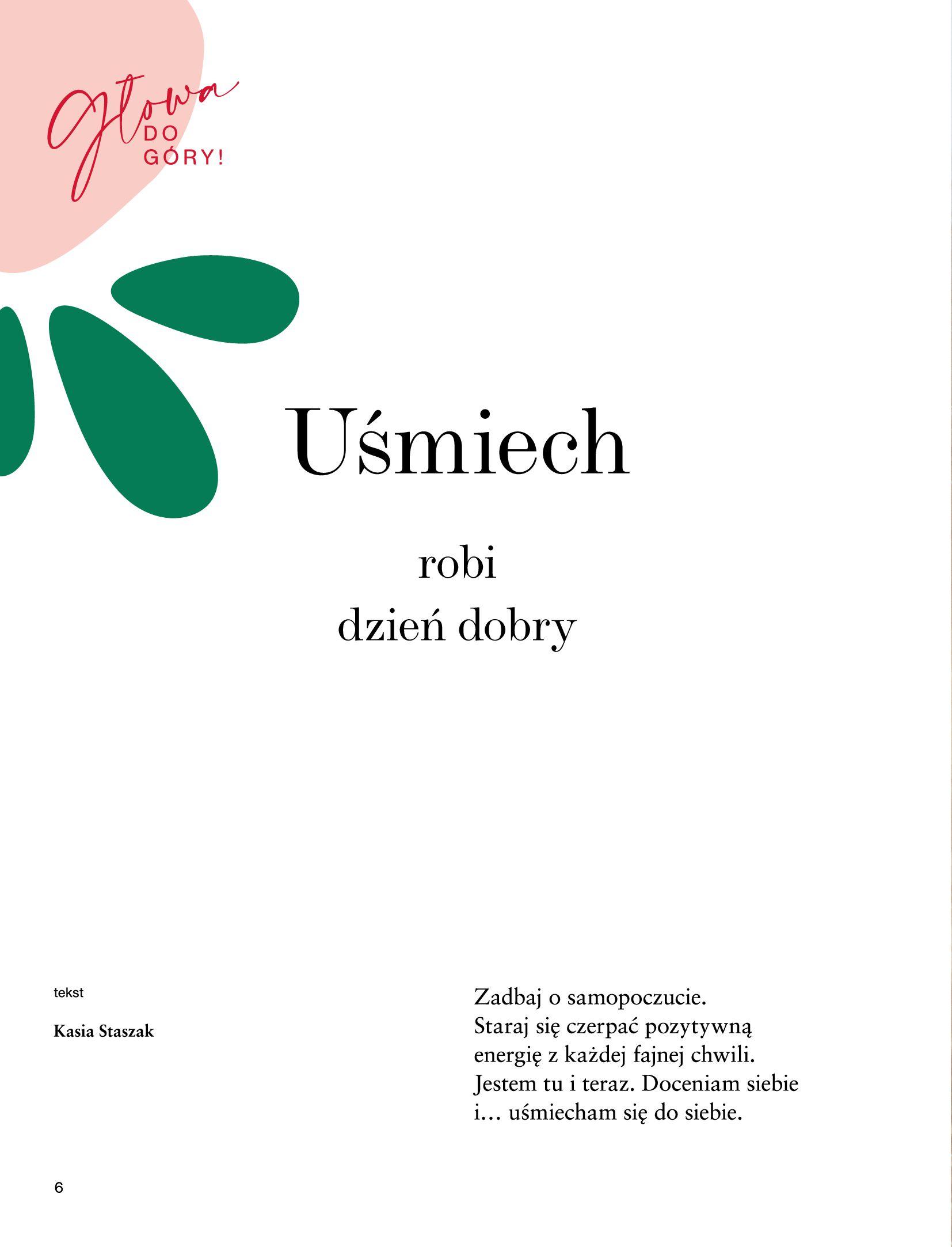 Gazetka Rossmann: Magazyn Rossmann - Skarb 2021-05-18 page-6
