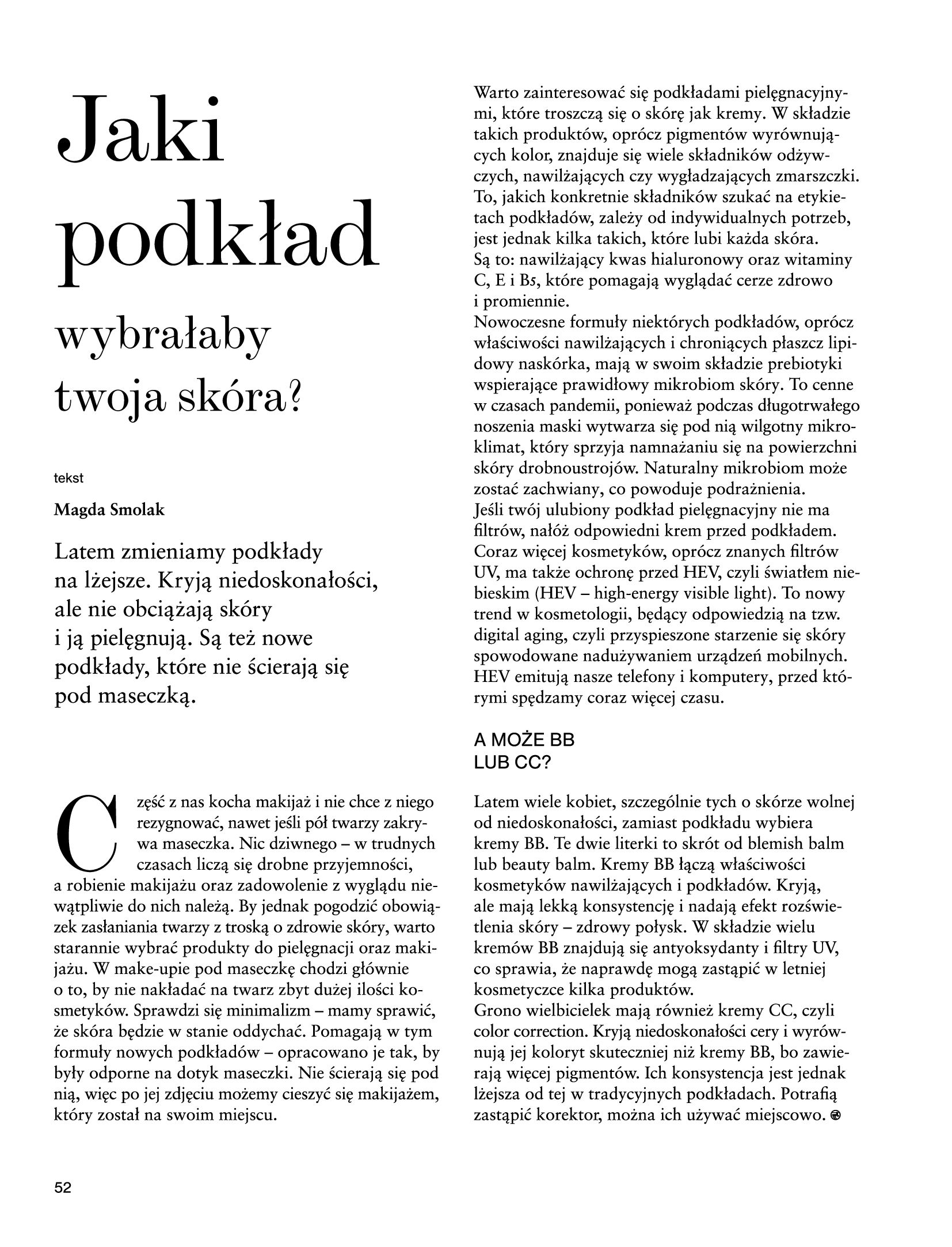 Gazetka Rossmann: Magazyn Rossmann - Skarb 2021-05-18 page-52