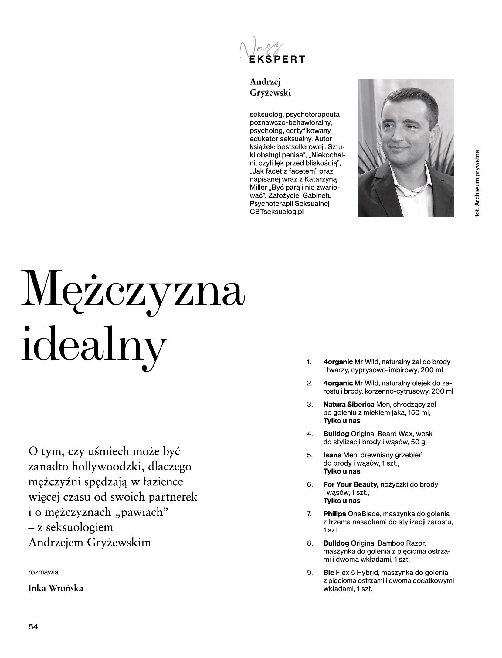 Gazetka Rossmann: Magazyn Rossmann - Skarb 2021-05-18 page-54