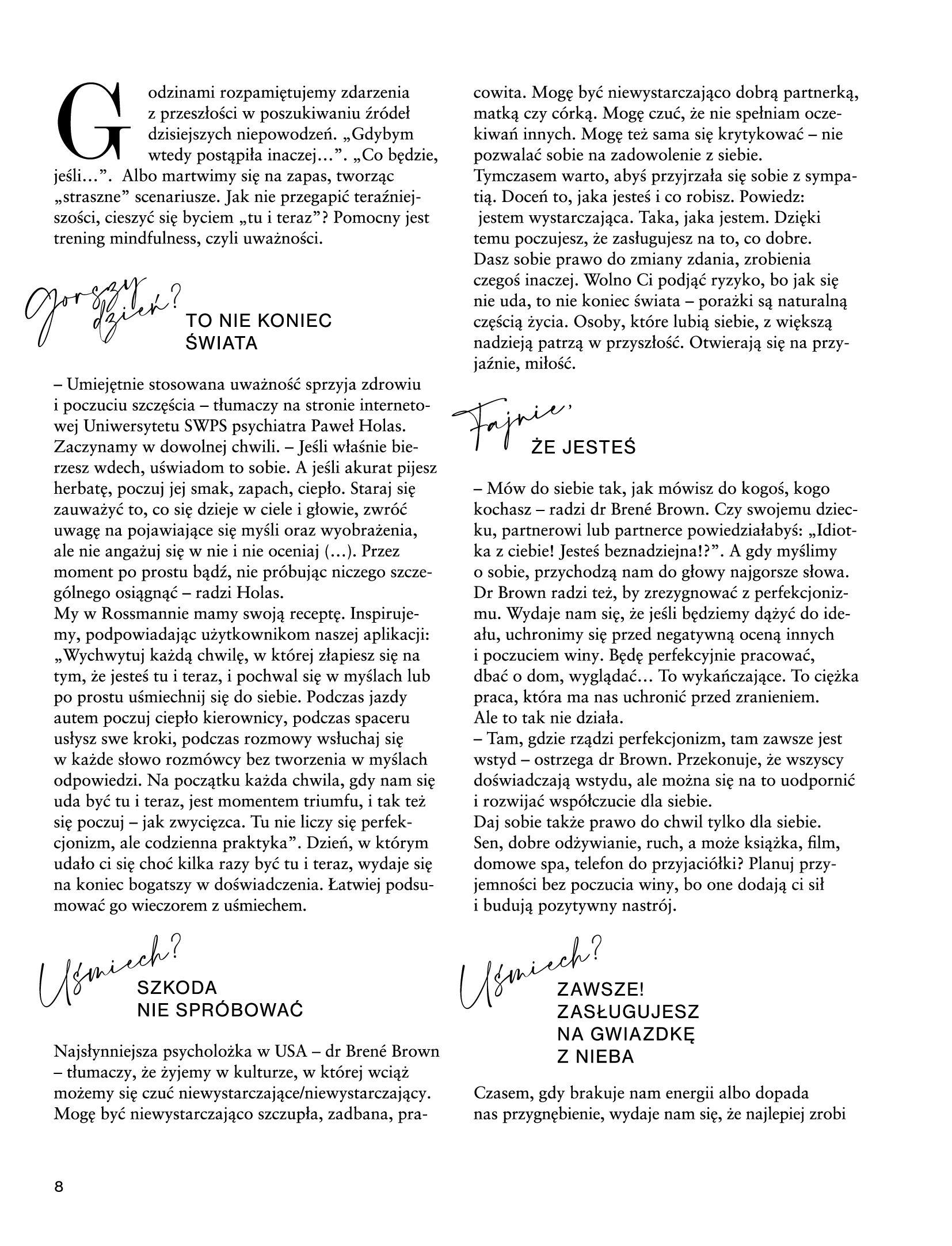 Gazetka Rossmann: Magazyn Rossmann - Skarb 2021-05-18 page-8