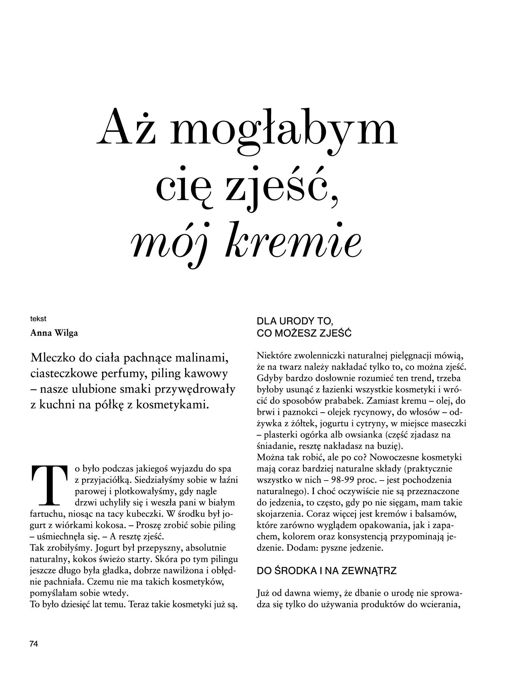 Gazetka Rossmann: Magazyn Rossmann - Skarb 2021-05-18 page-74