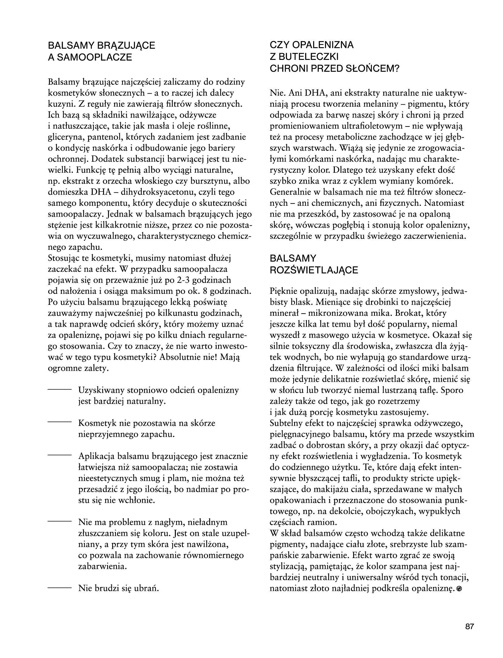 Gazetka Rossmann: Magazyn Rossmann - Skarb 2021-05-18 page-87