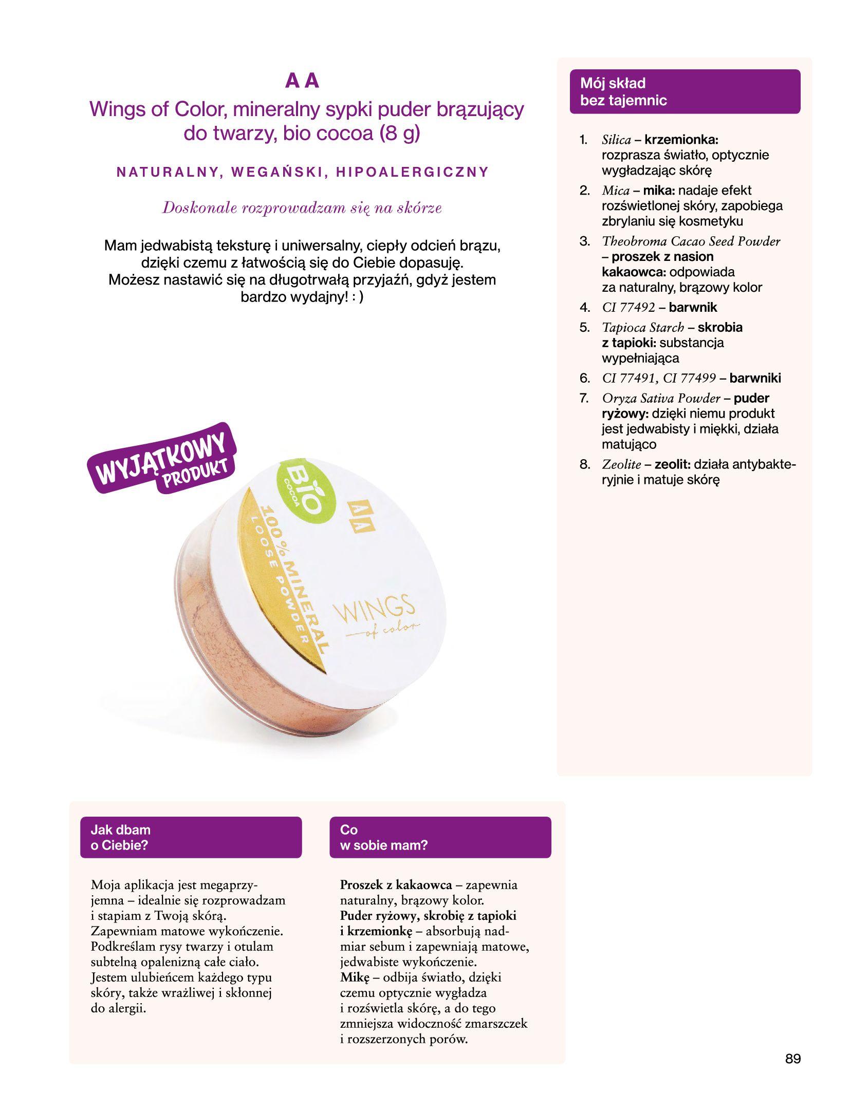 Gazetka Rossmann: Magazyn Rossmann - Skarb 2021-05-18 page-89
