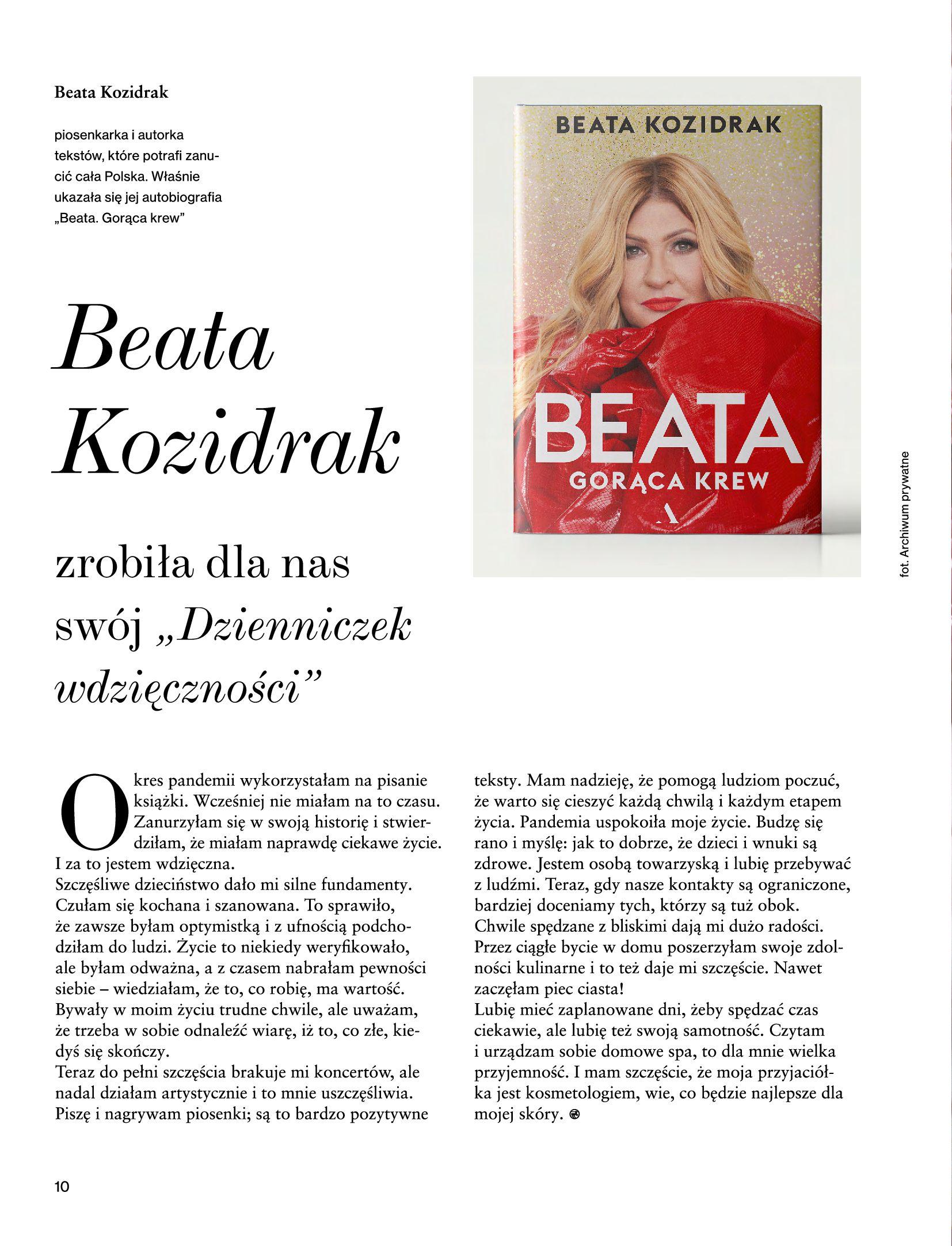 Gazetka Rossmann: Magazyn Rossmann - Skarb 2021-05-18 page-10