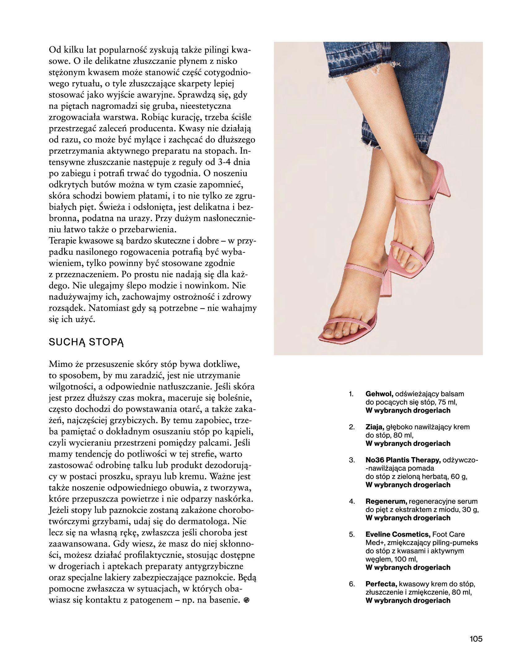 Gazetka Rossmann: Magazyn Rossmann - Skarb 2021-05-18 page-105