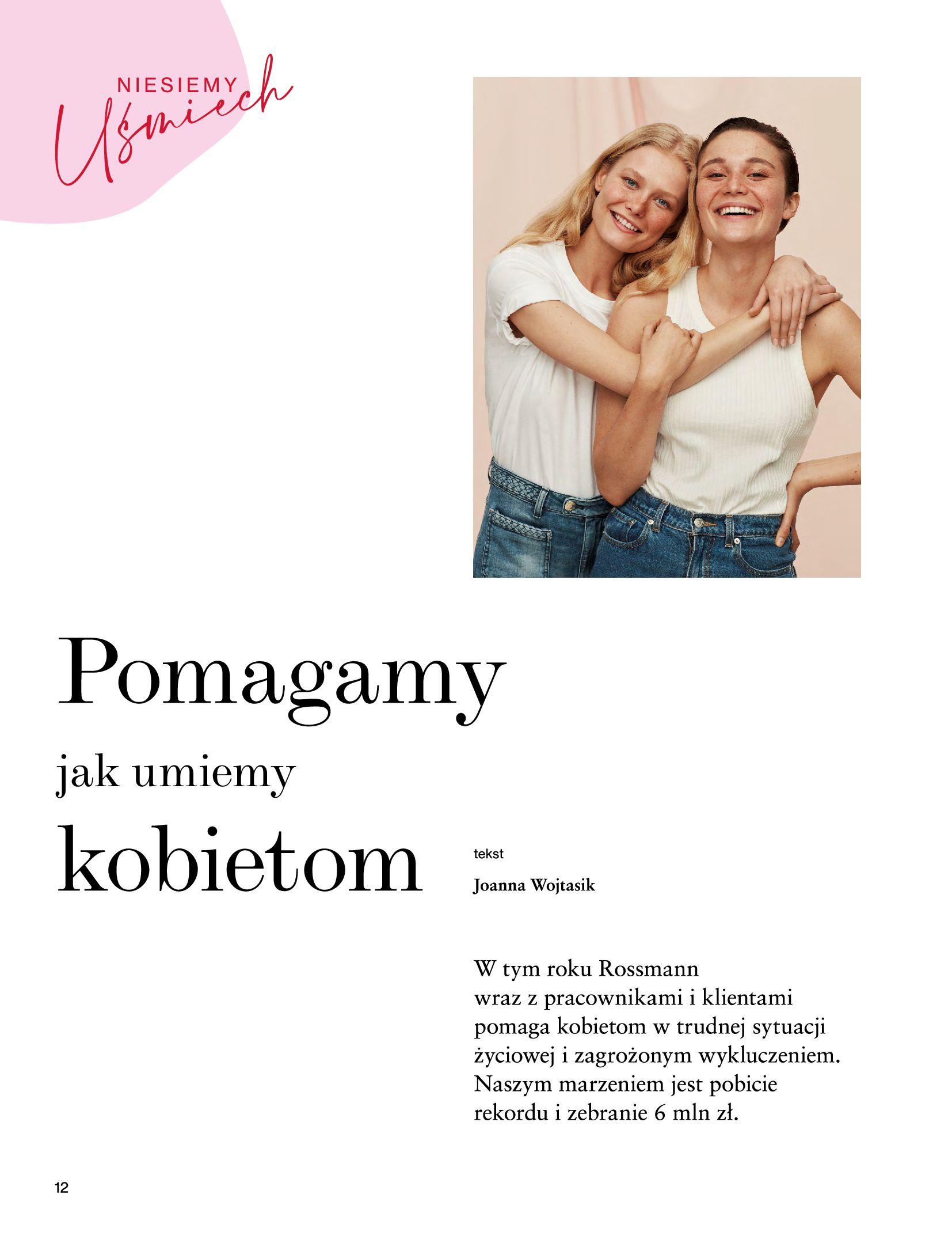 Gazetka Rossmann: Magazyn Rossmann - Skarb 2021-05-18 page-12
